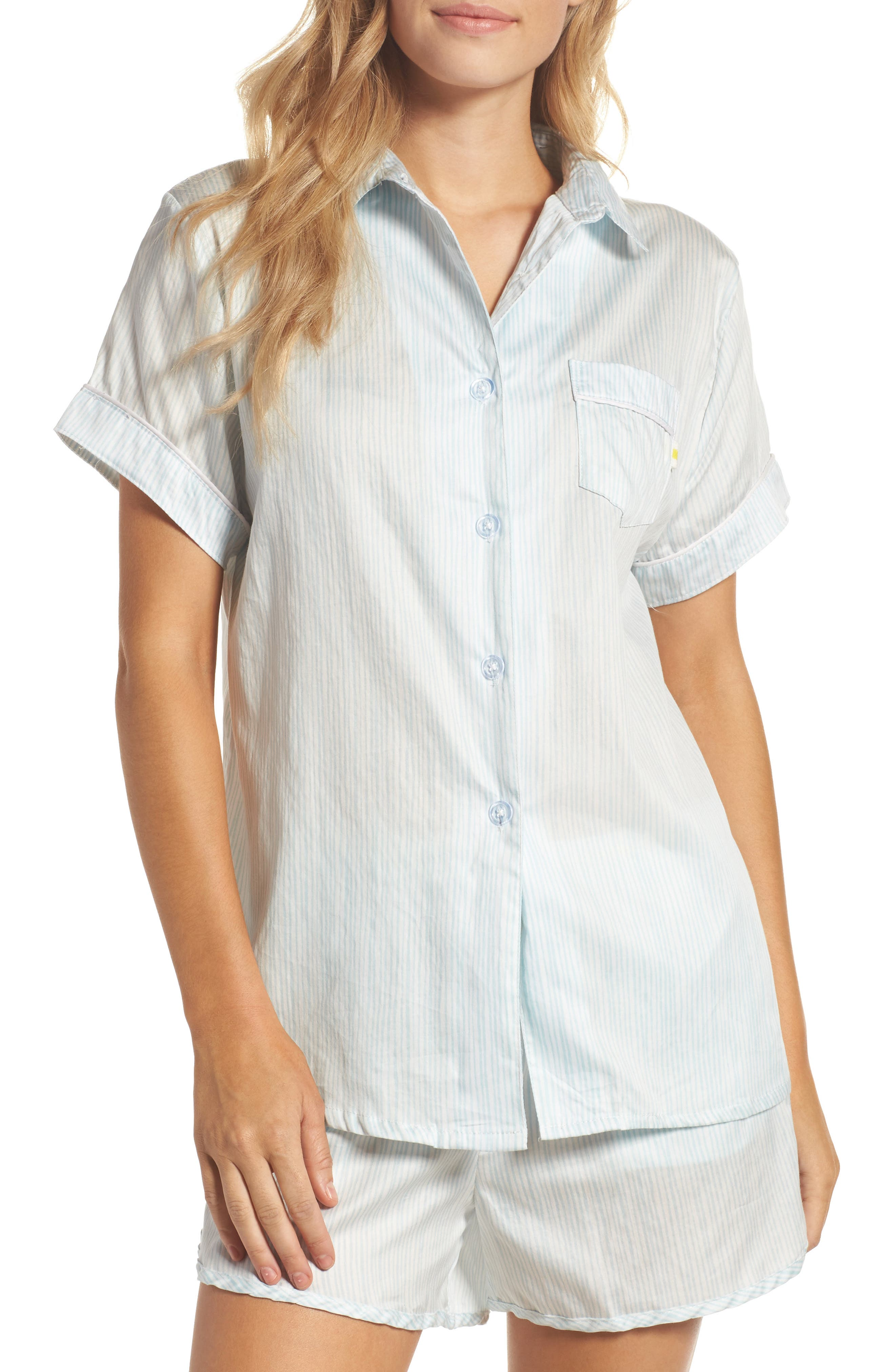 Alternate Image 1 Selected - Chalmers Kit Short Pajamas