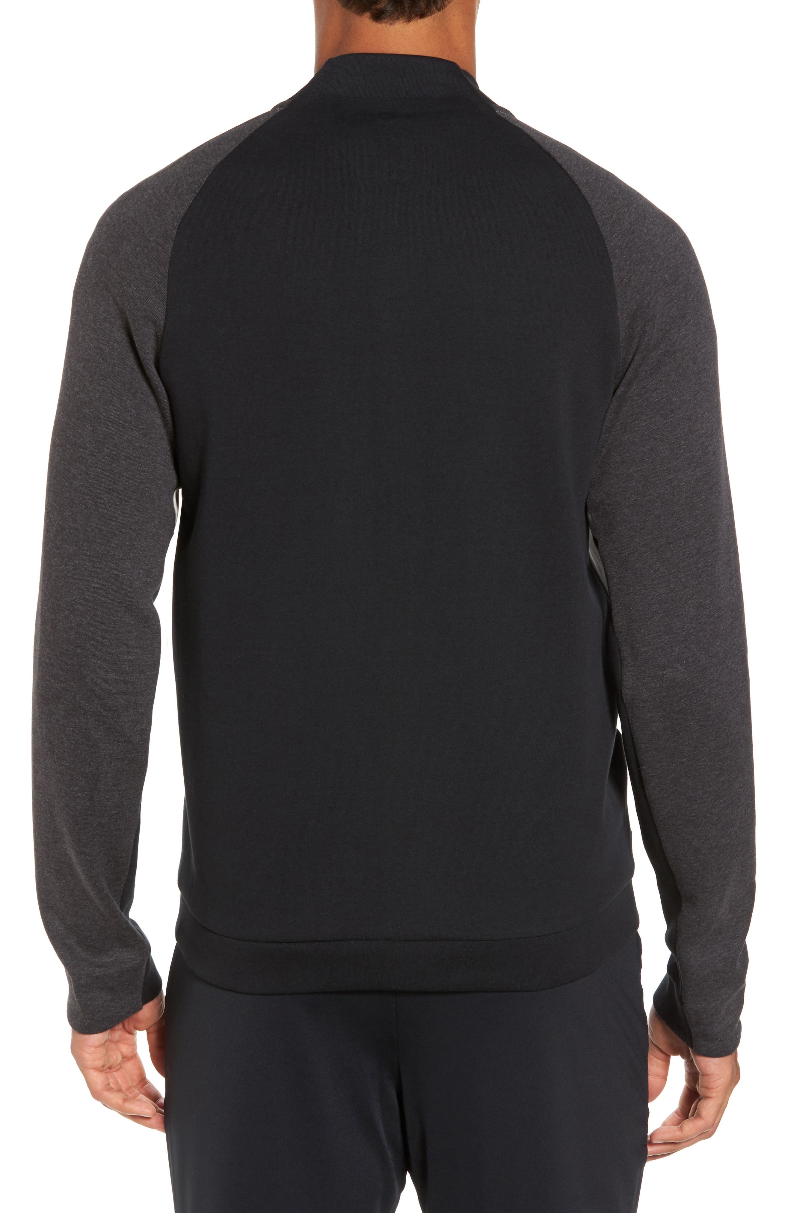 Alternate Image 2  - Nike Tech Fleece Varsity Jacket