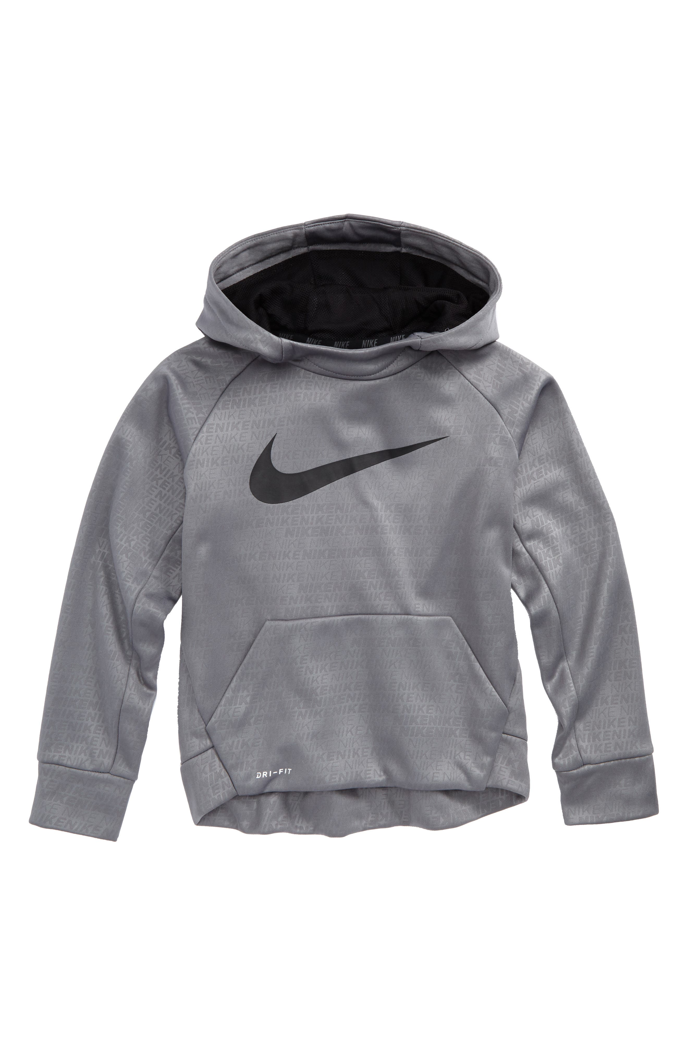 Nike Logo Graphic Hoodie (Toddler Boys & Little Boys)