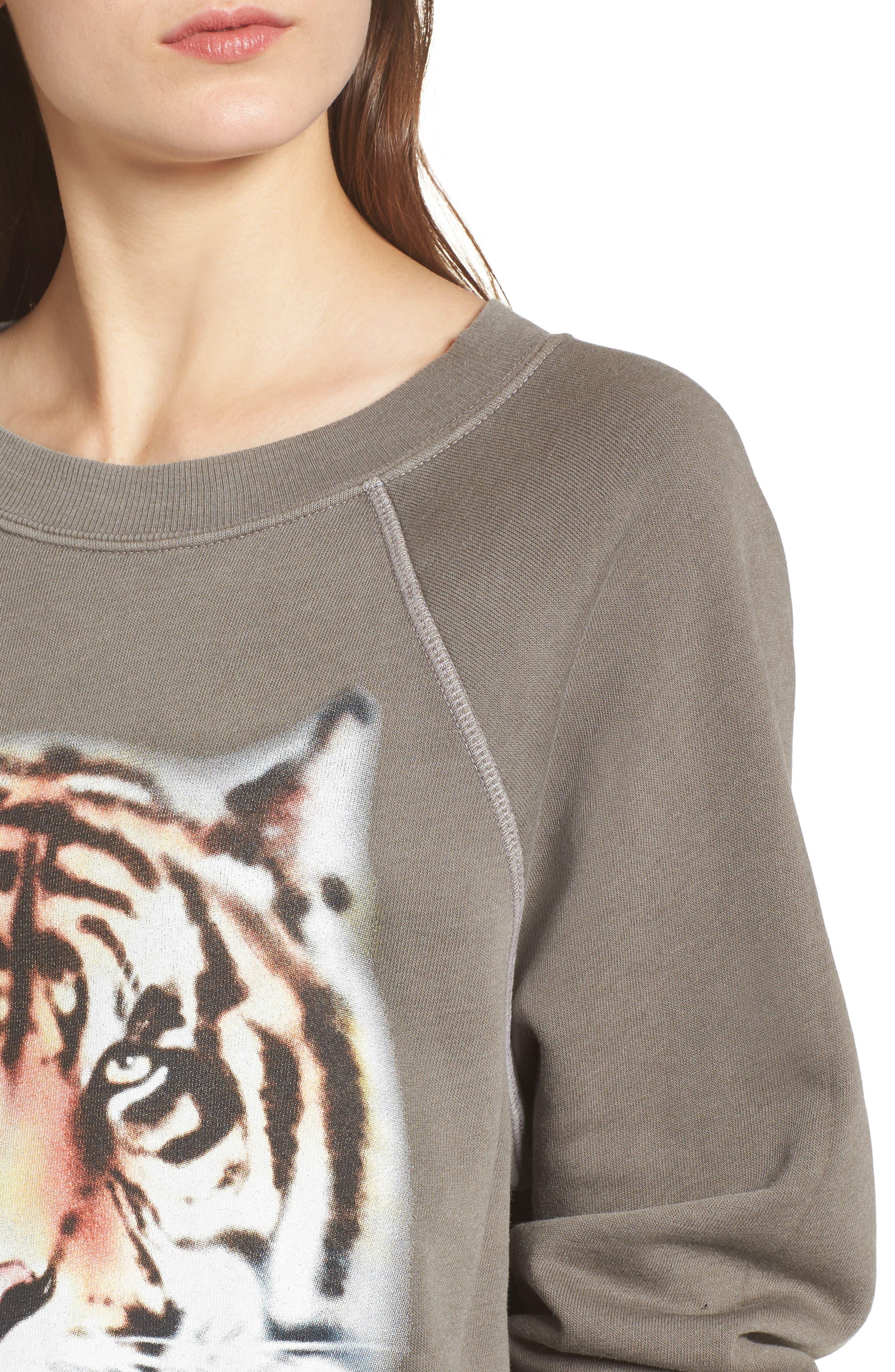 Alternate Image 4  - Wildfox Tender - Sommers Sweatshirt