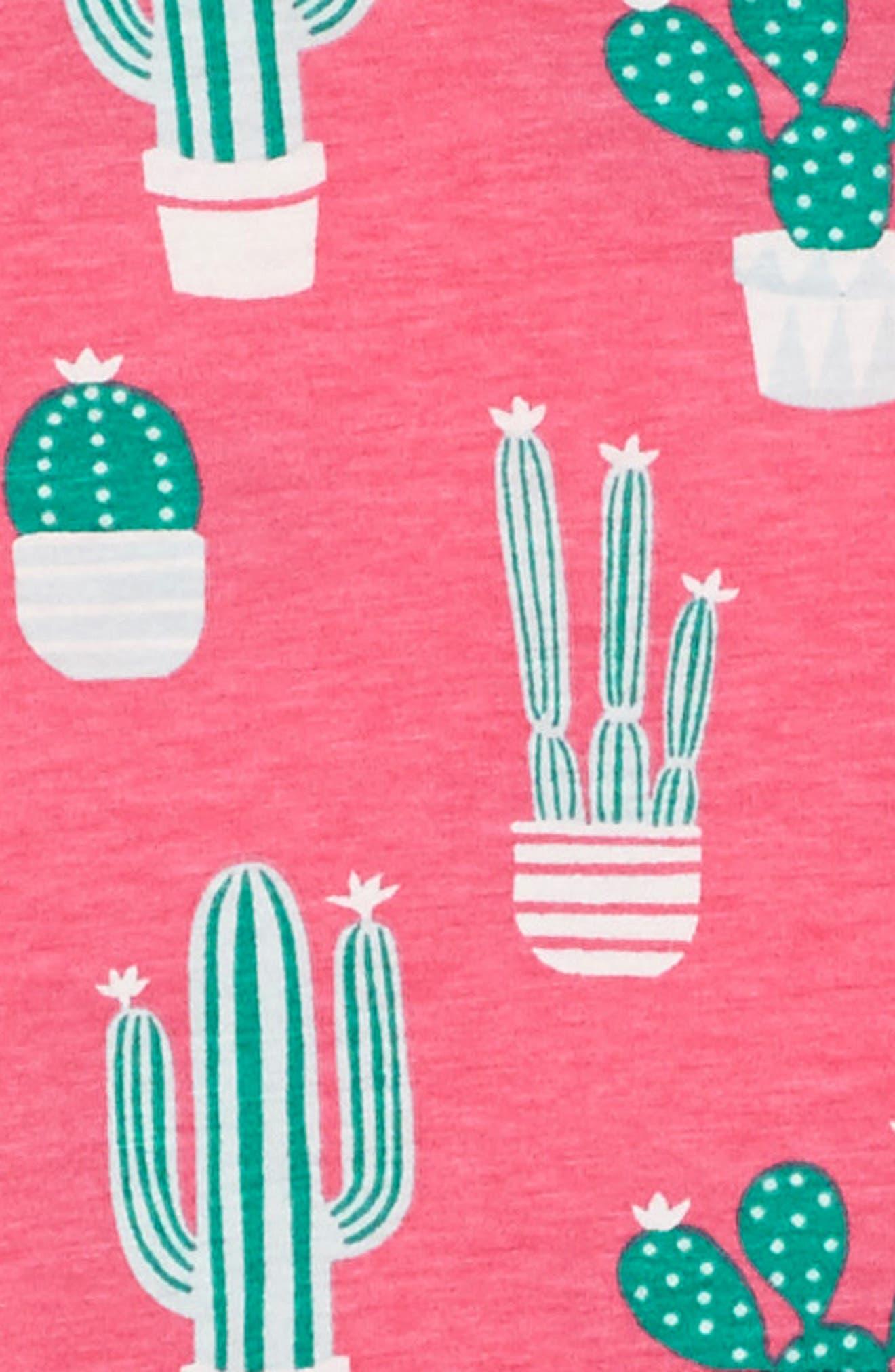 Alternate Image 3  - Tucker + Tate Print Knit Dress (Toddler Girls, Little Girls & Big Girls)