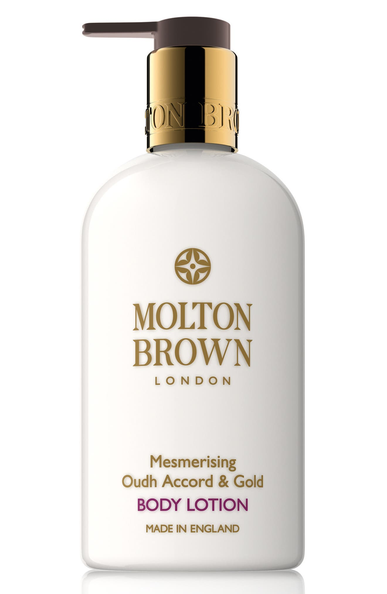 Main Image - MOLTON BROWN London 'Oudh Accord & Gold' Body Lotion