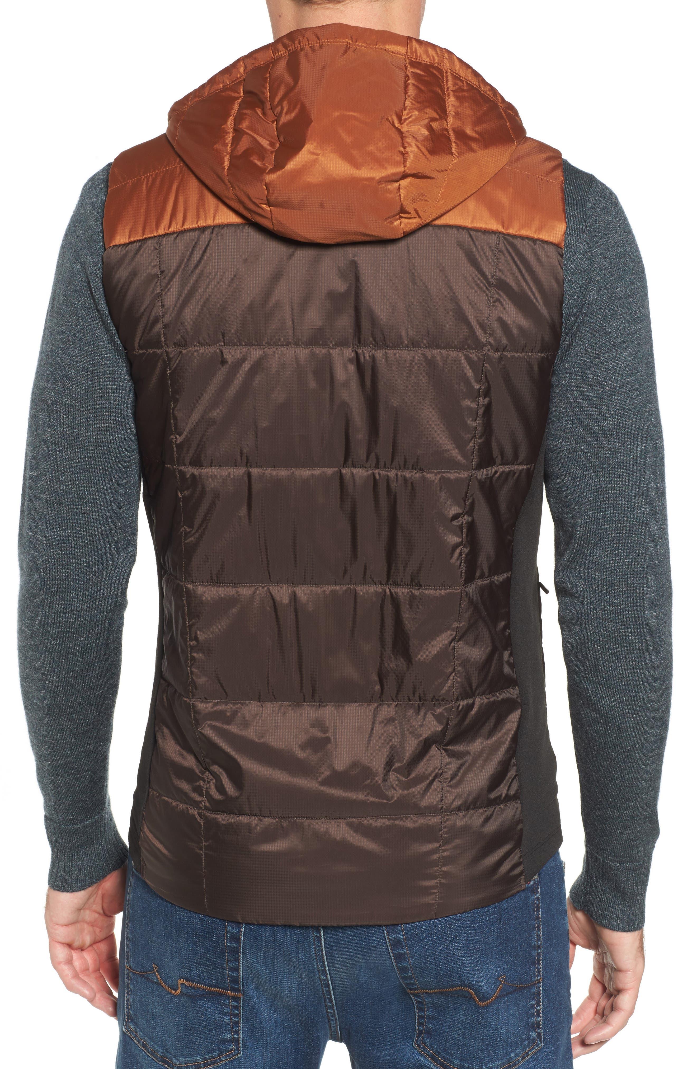 Alternate Image 2  - Smartwool Double Propulsion Hooded Vest