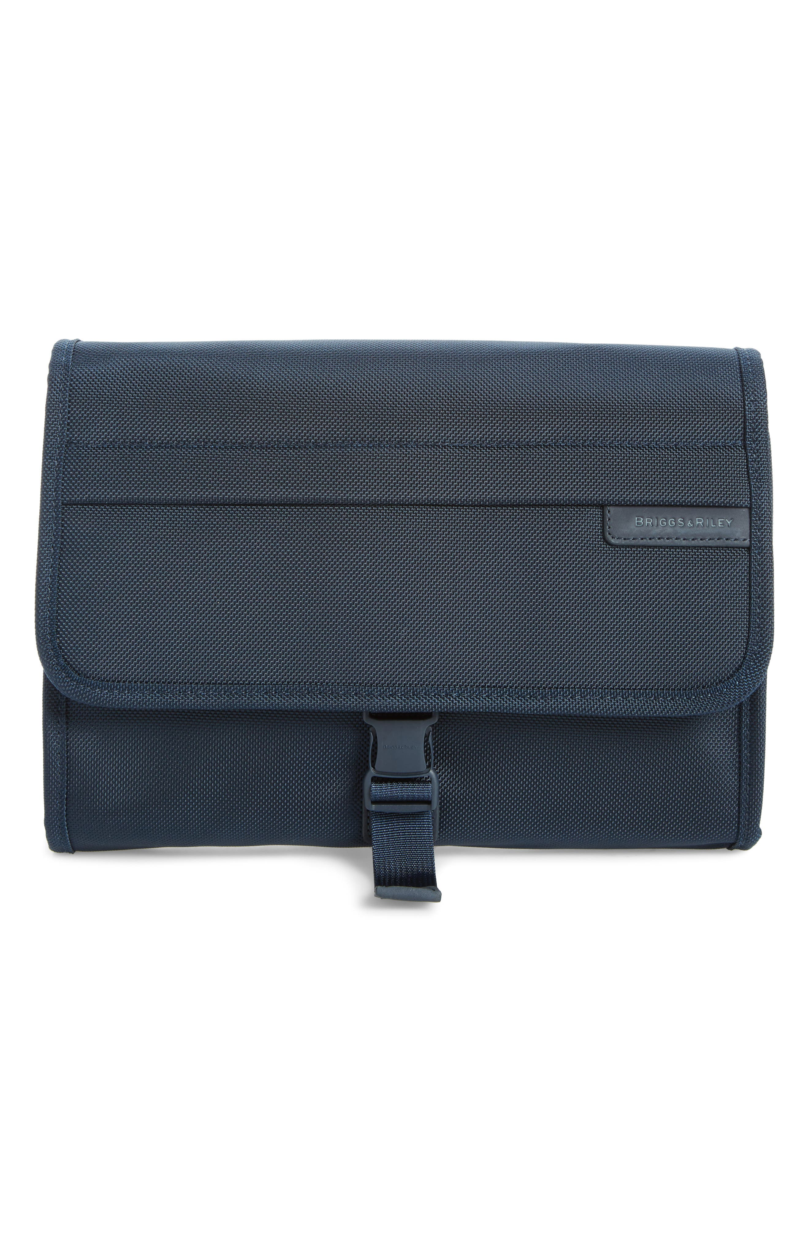 Deluxe Travel Kit,                         Main,                         color, Navy