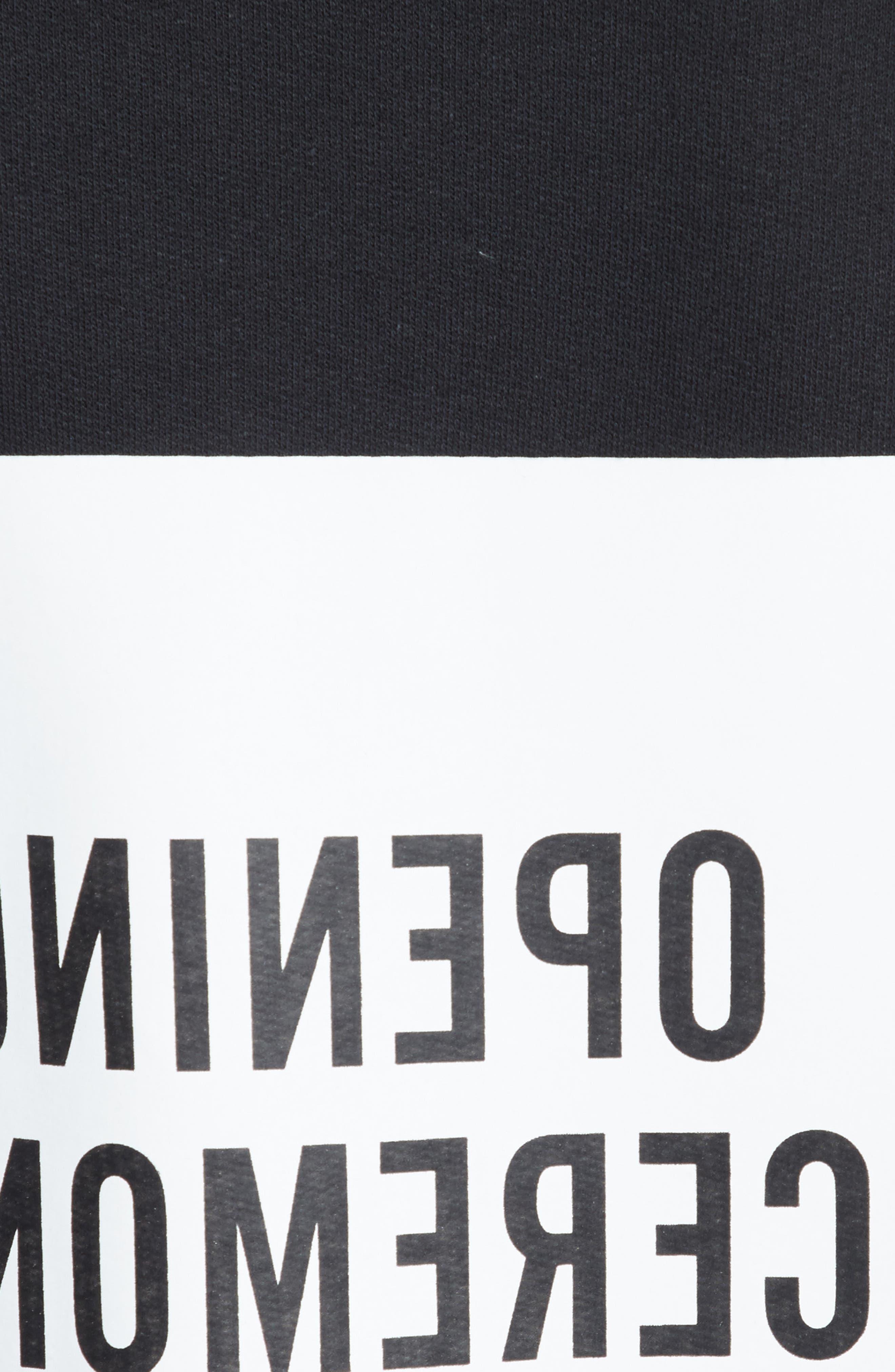 Alternate Image 5  - Opening Ceremony Logo Sweatshirt Tee
