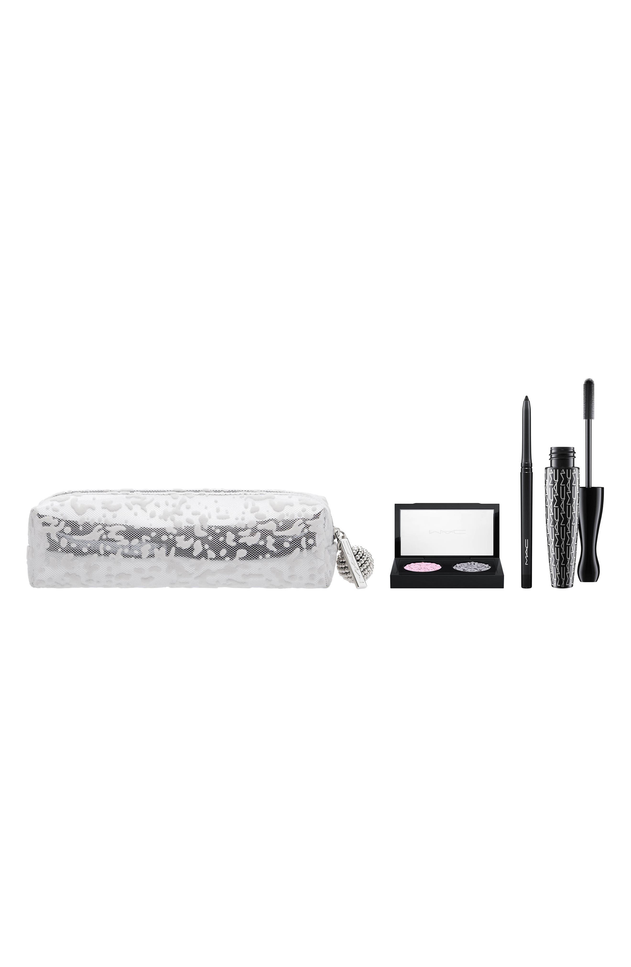 MAC Snow Ball Smoky Pink Eye Bag ($72.50 Value)