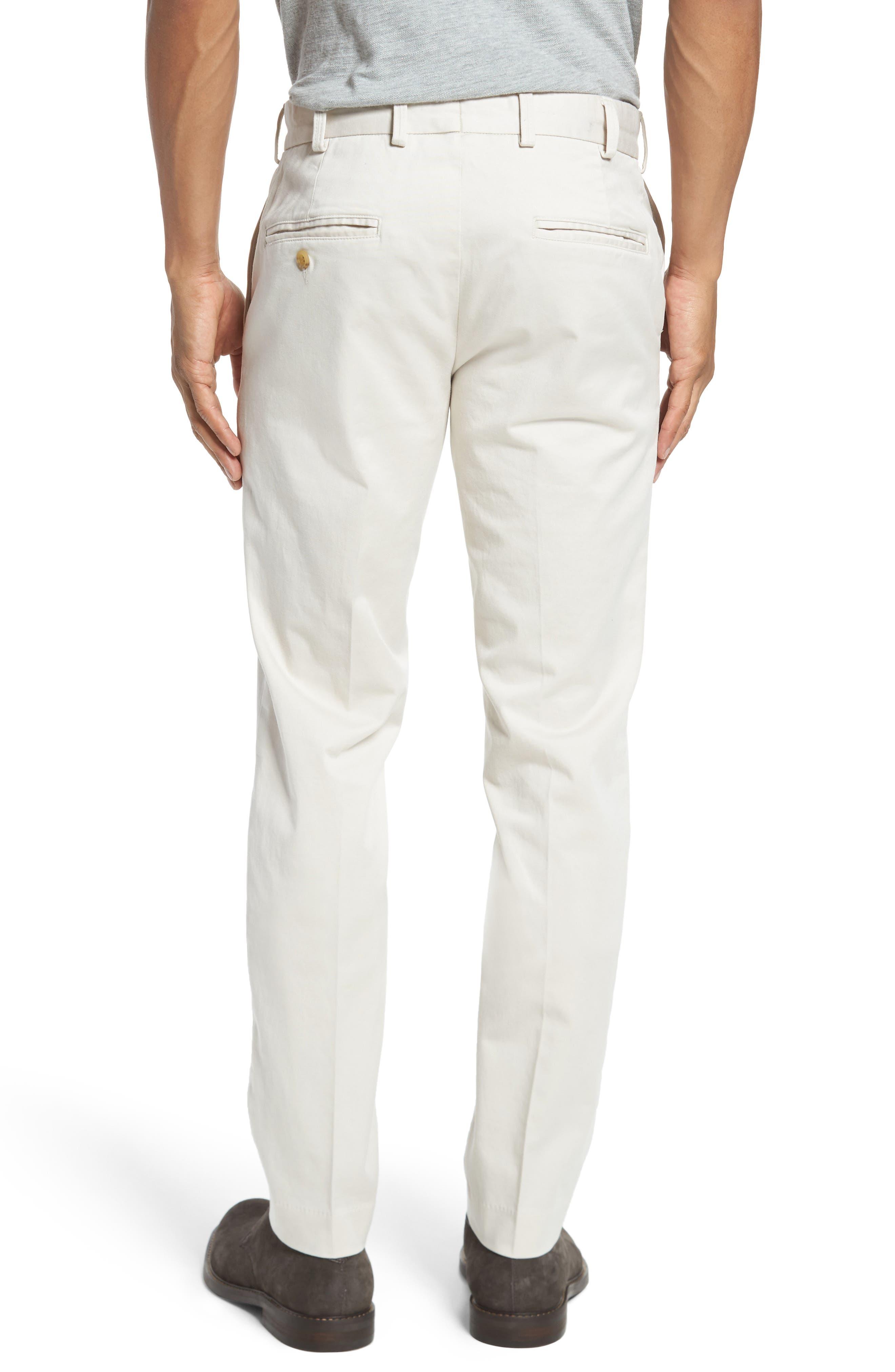 Alternate Image 2  - Bills Khakis Montgomery Slim Fit Stretch Twill Pants