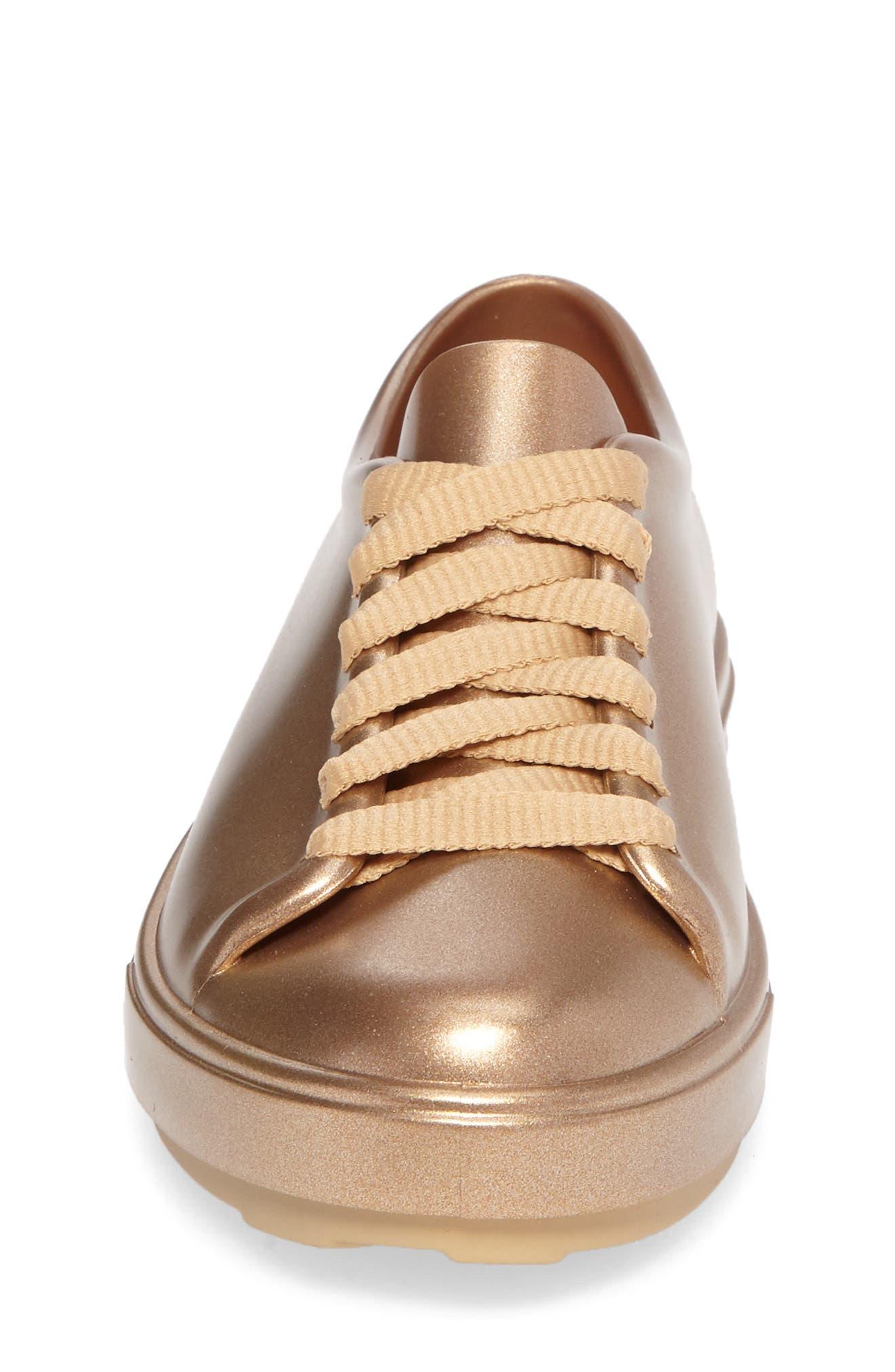 Alternate Image 4  - Mel by Melissa Be Shine Sneaker (Toddler, Little Kid & Big Kid)
