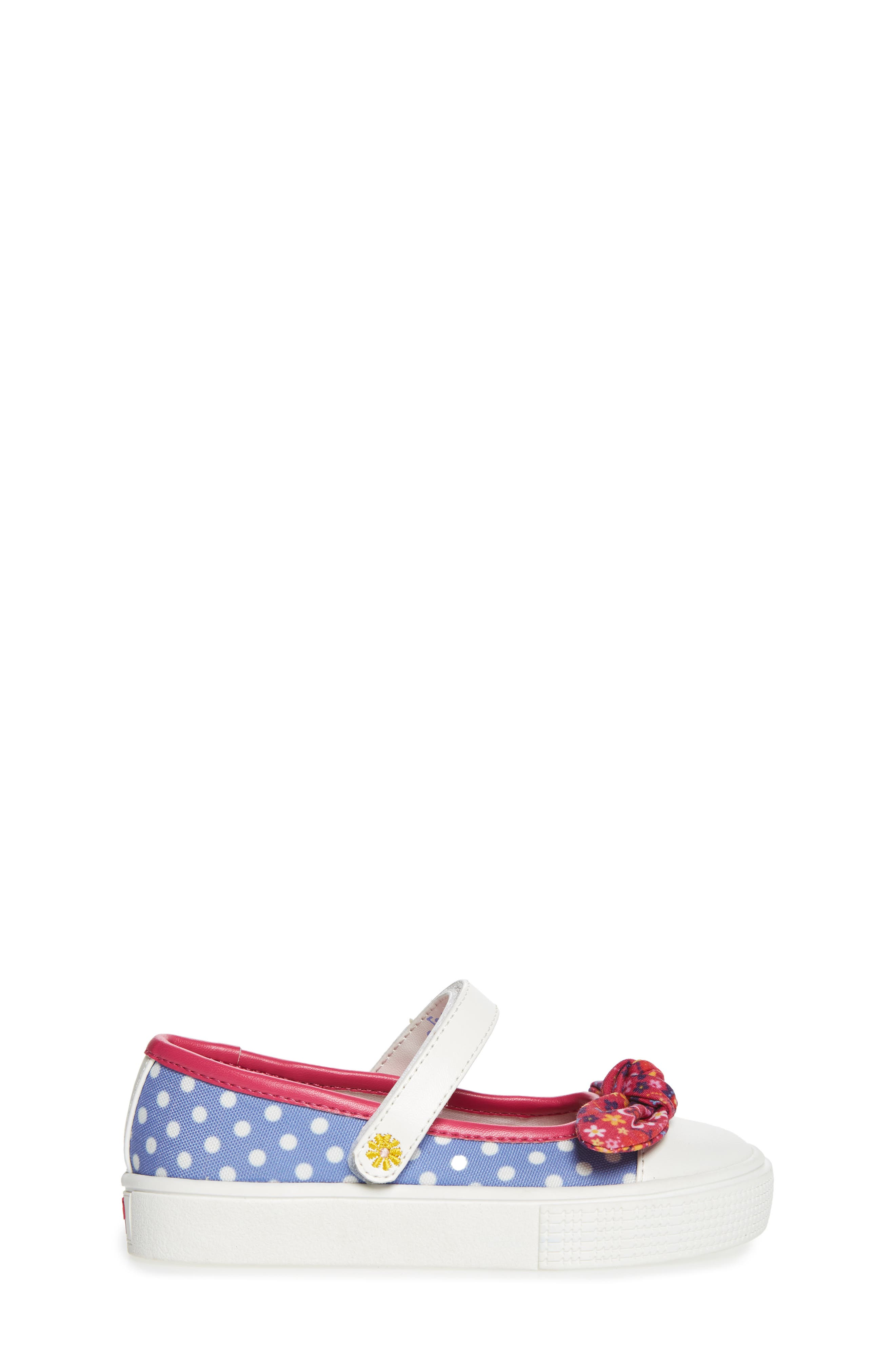 Alternate Image 3  - WellieWishers from American Girl Kendall Mary Jane Sneaker (Walker, Toddler, Little Kid & Big Kid)