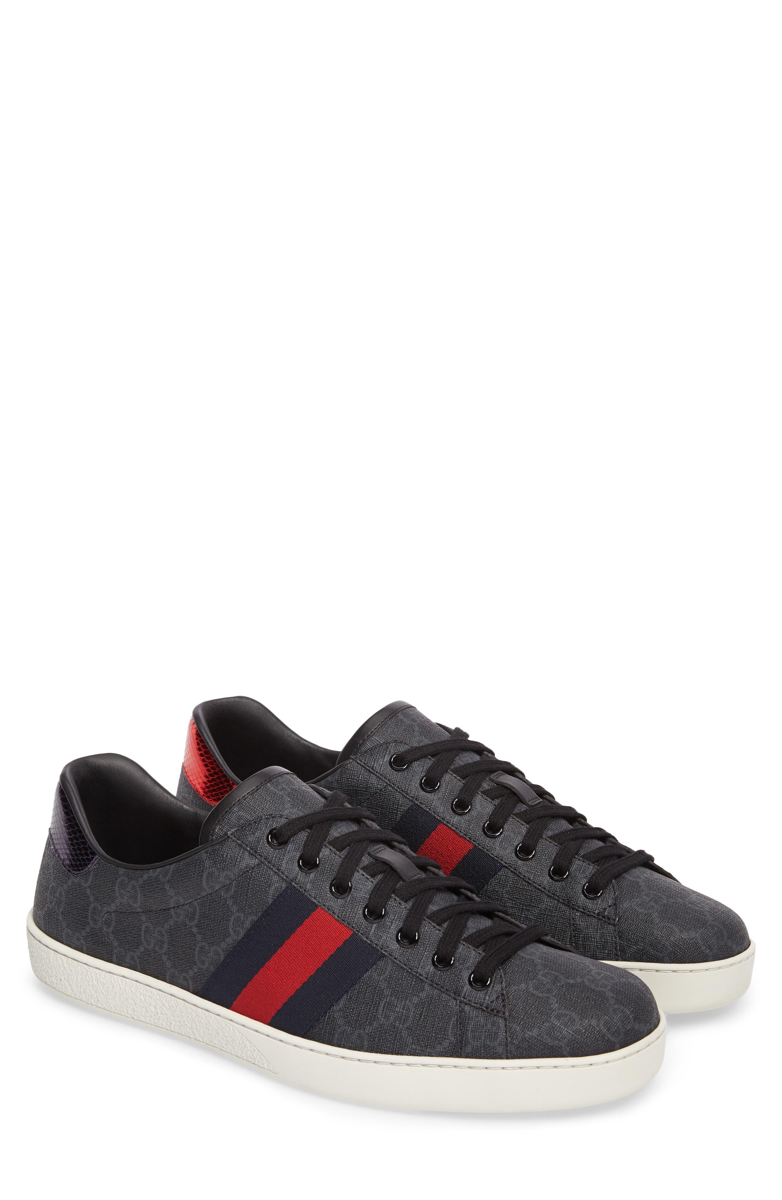 Main Image - Gucci 'New Ace' Sneaker (Men)