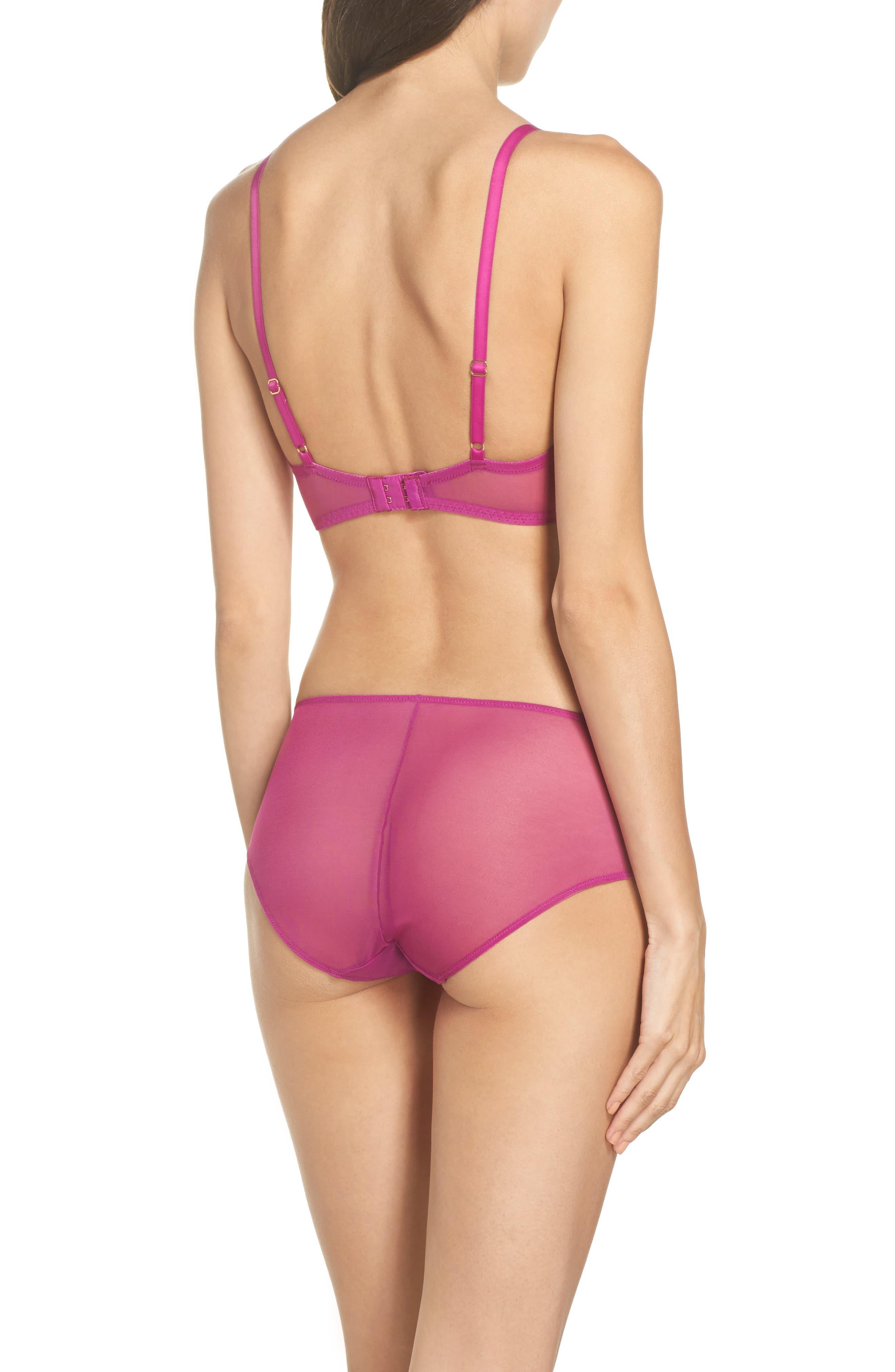 Alternate Image 5  - Natori Art Deco Hipster Bikini
