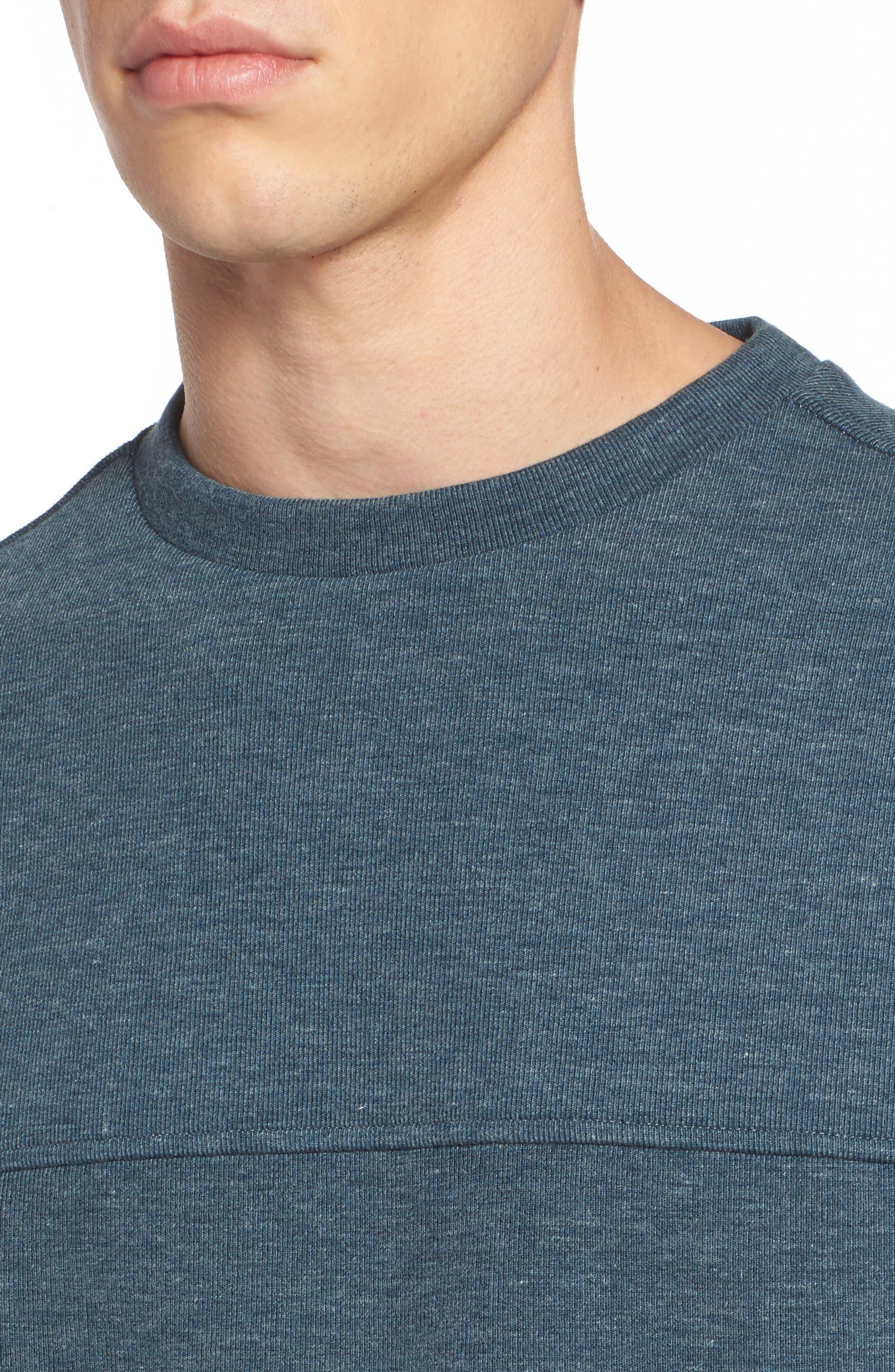 Onyx T-Shirt,                             Alternate thumbnail 4, color,                             Teal