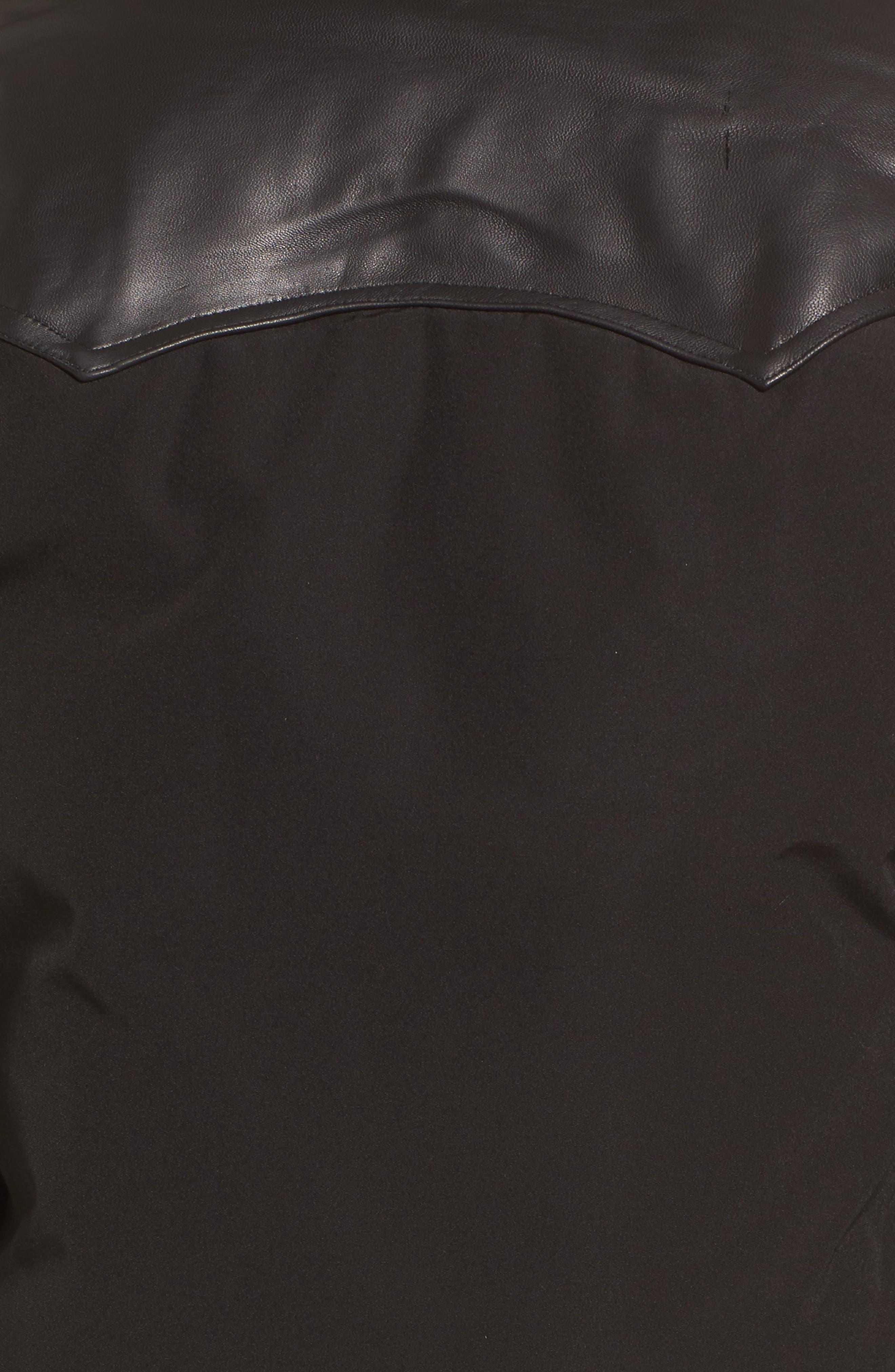 Alternate Image 5  - Penfield Rockwool Down Jacket with Genuine Coyote Fur Trim