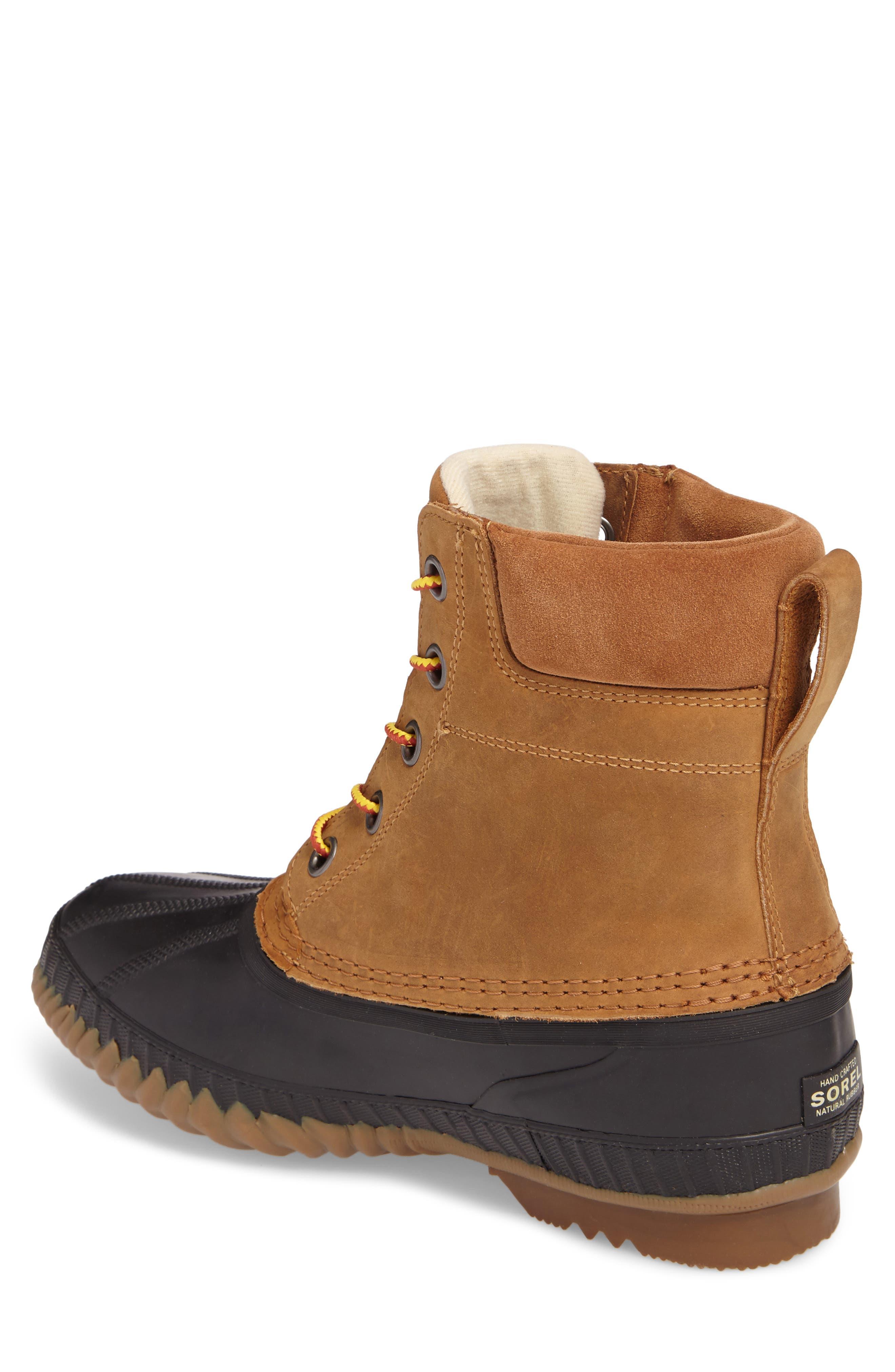 Cheyanne II Waterpoof Boot,                             Alternate thumbnail 2, color,                             Chipmunk