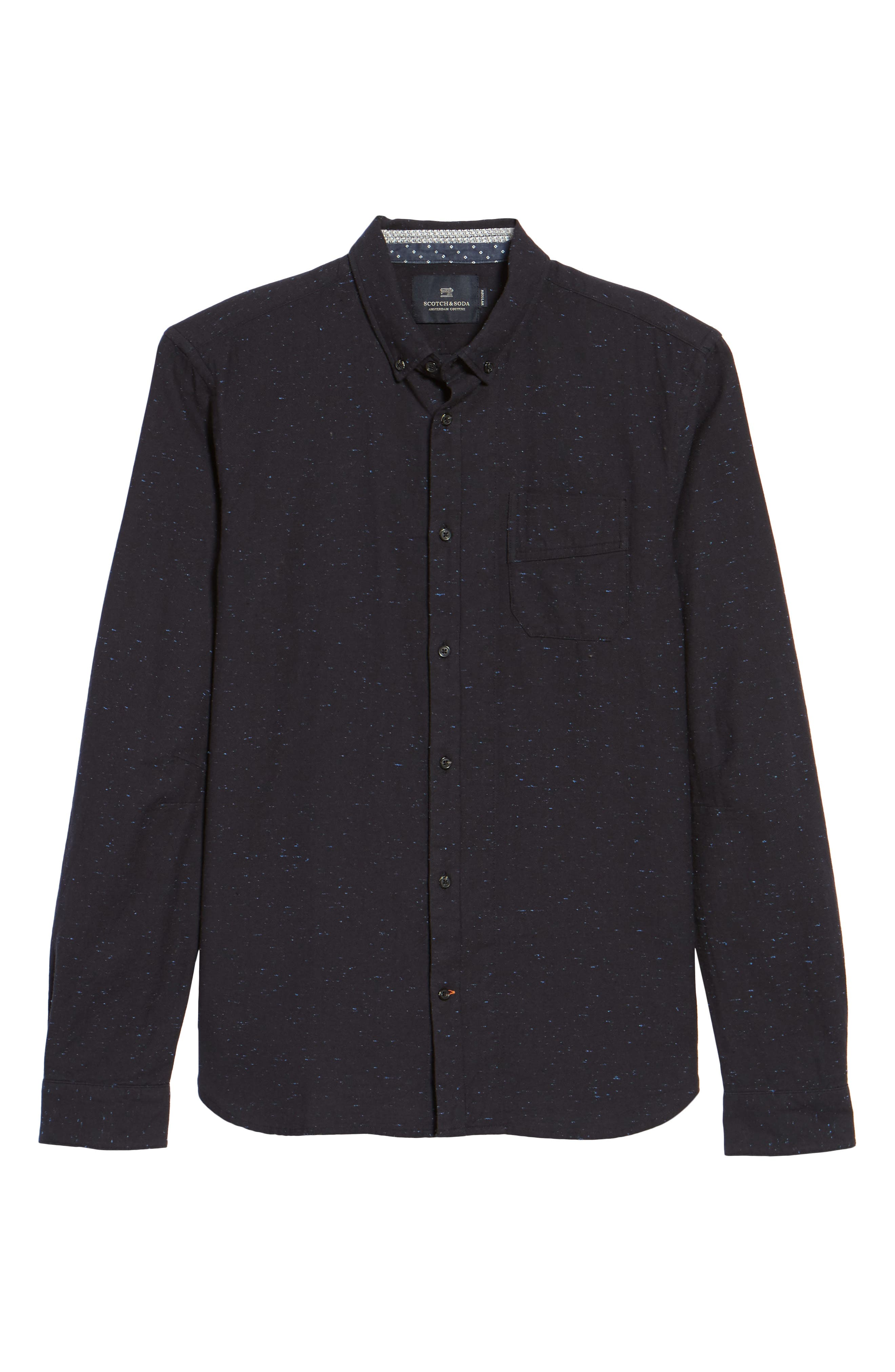 Alternate Image 6  - Scotch & Soda Chambray Shirt