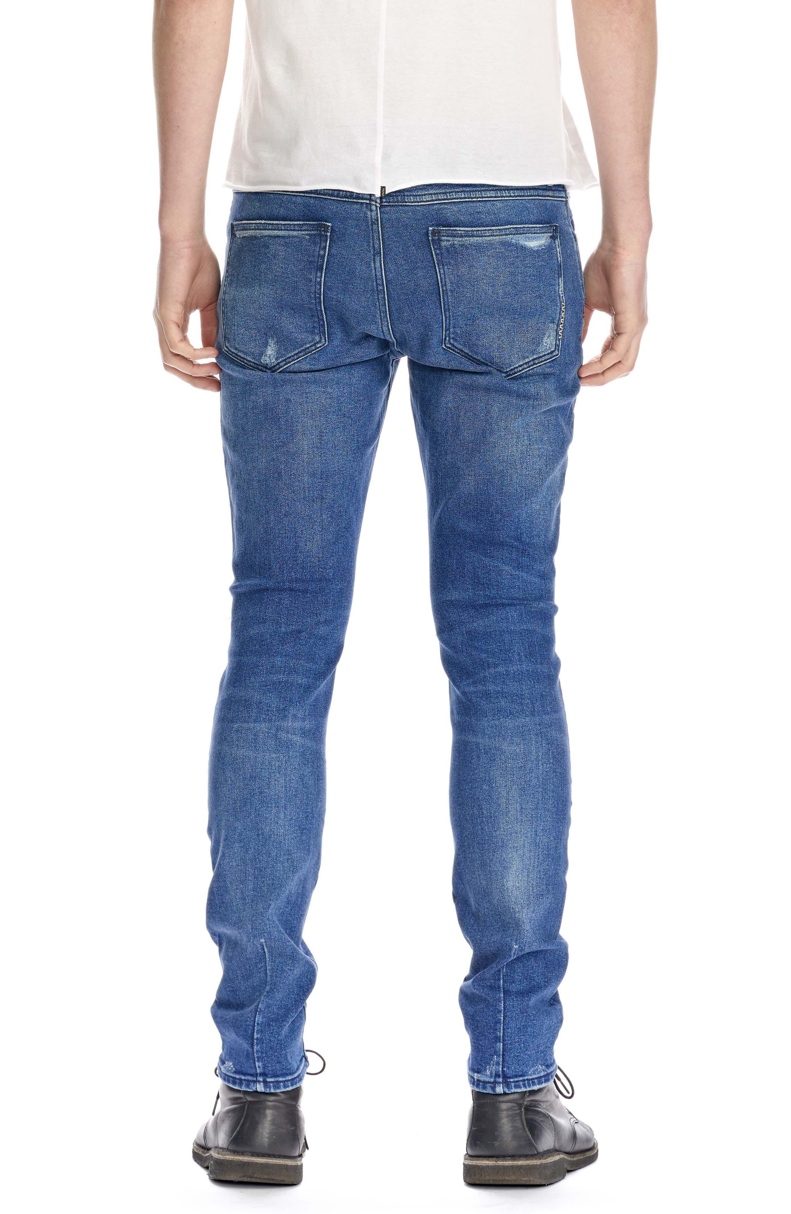 Alternate Image 2  - NEUW Iggy Skinny Fit Jeans (Exodus)
