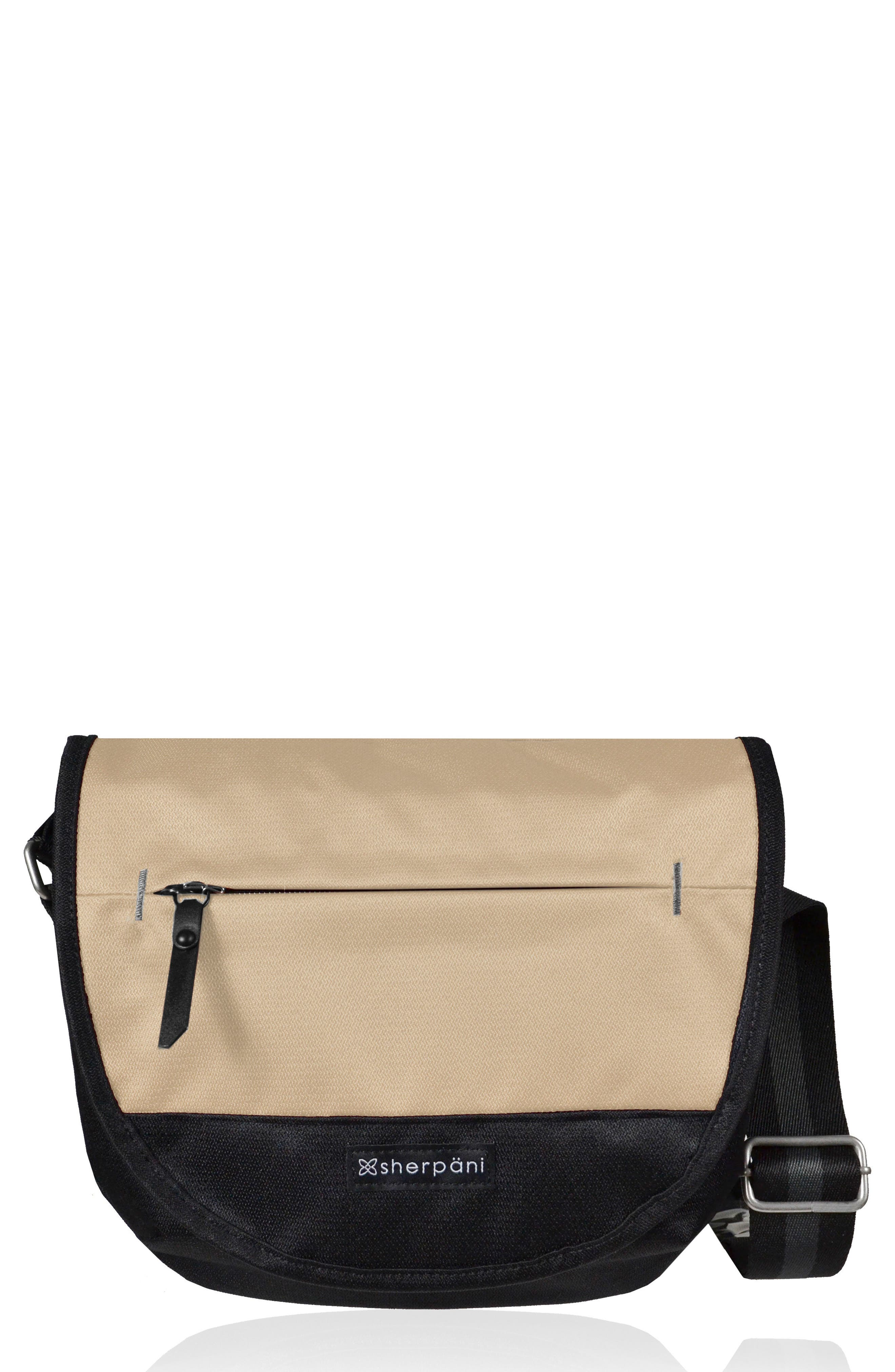 Alternate Image 1 Selected - Sherpani Milli Water Resistant RFID Picket Messenger Bag