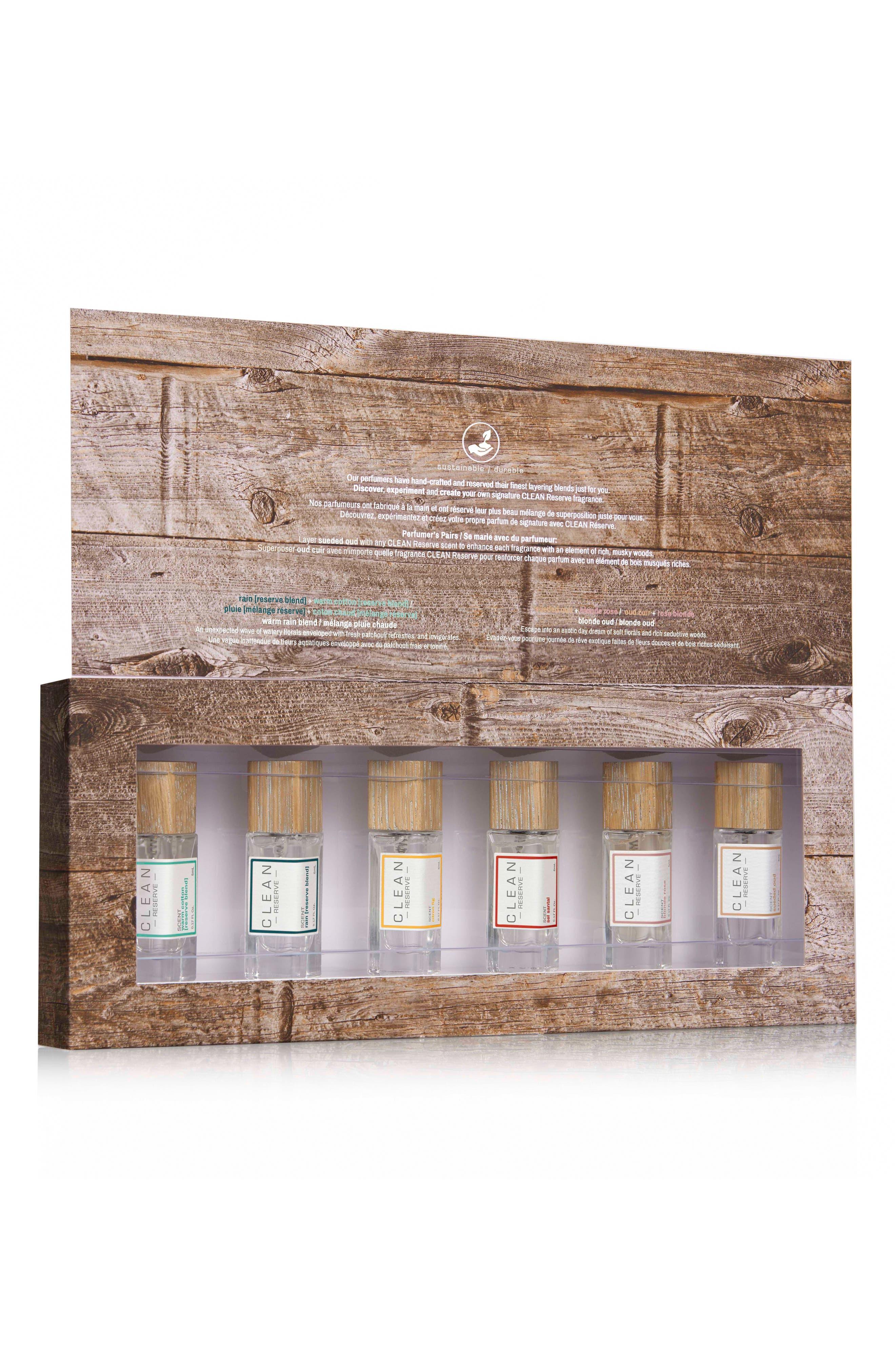 Alternate Image 2  - Clean Reserve Eau de Parfum Pen Spray Collection