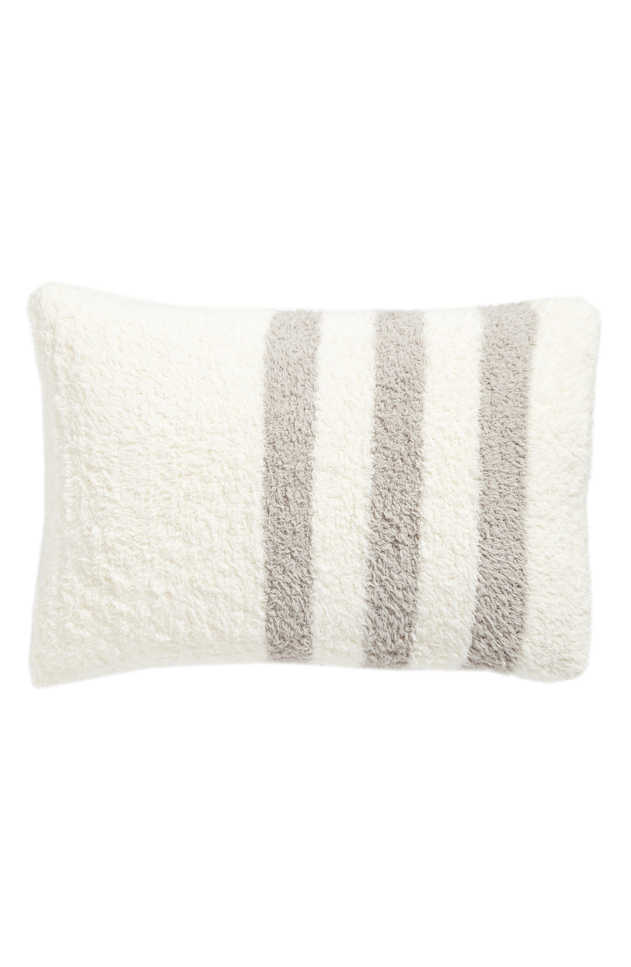 Barefoot Dreams® Cozychic® Tri-Stripe Accent Pillow