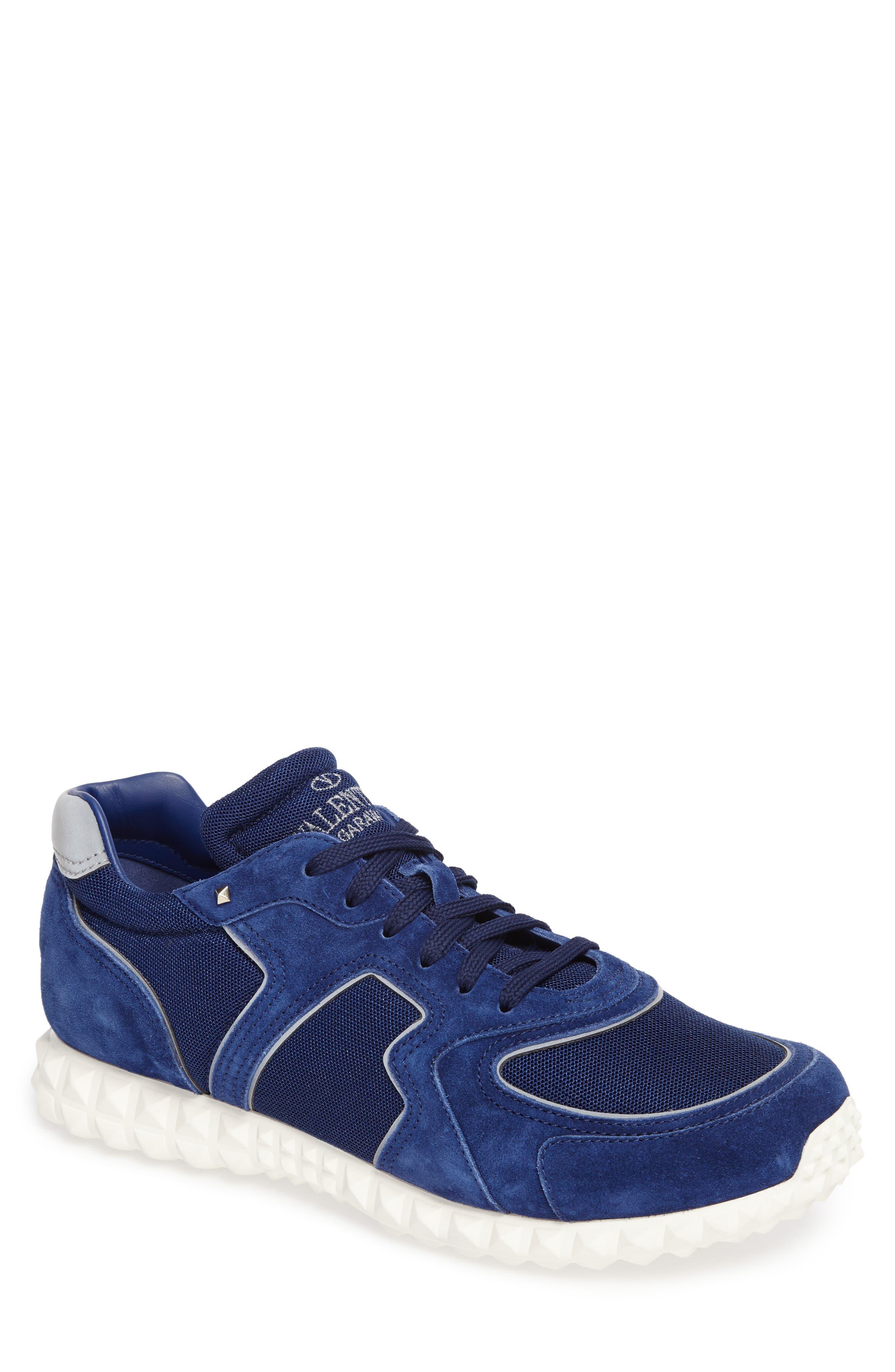 Soul AM Sneaker,                         Main,                         color, Blue Royal/ Blue Royal