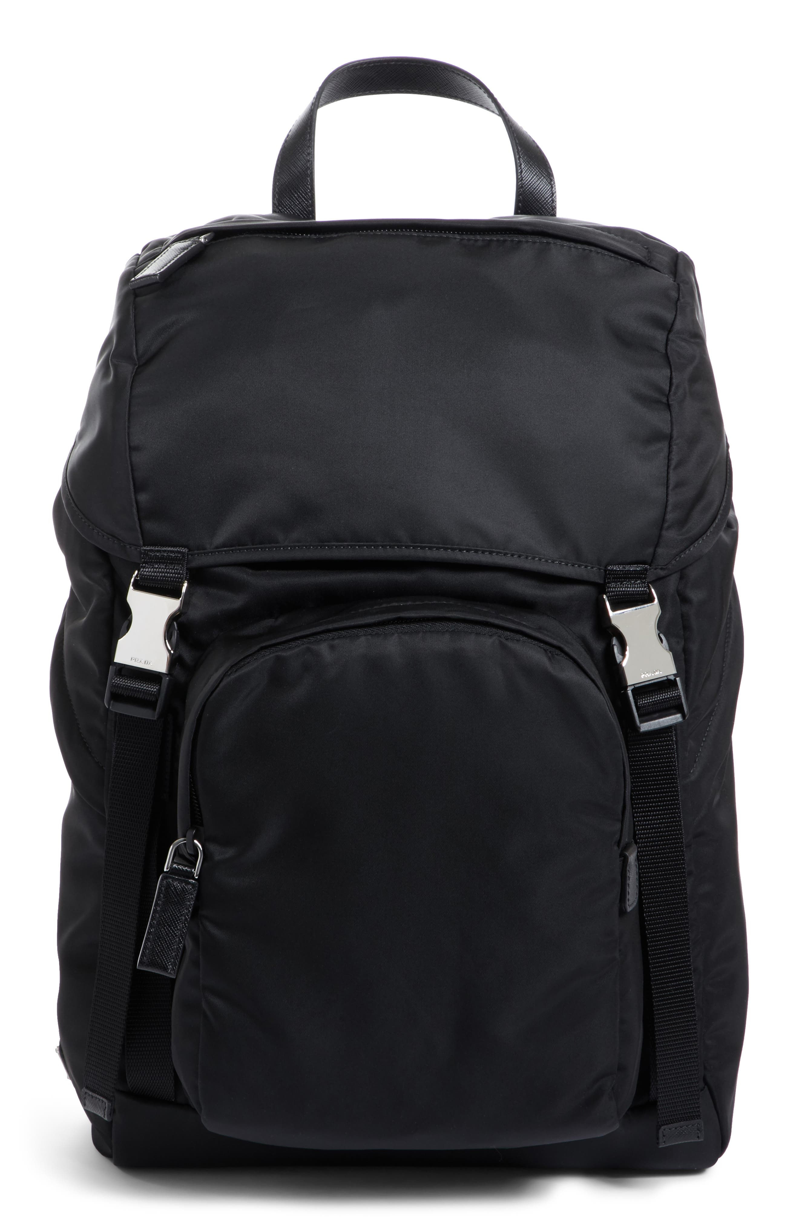 Montagna Backpack,                         Main,                         color, Nero
