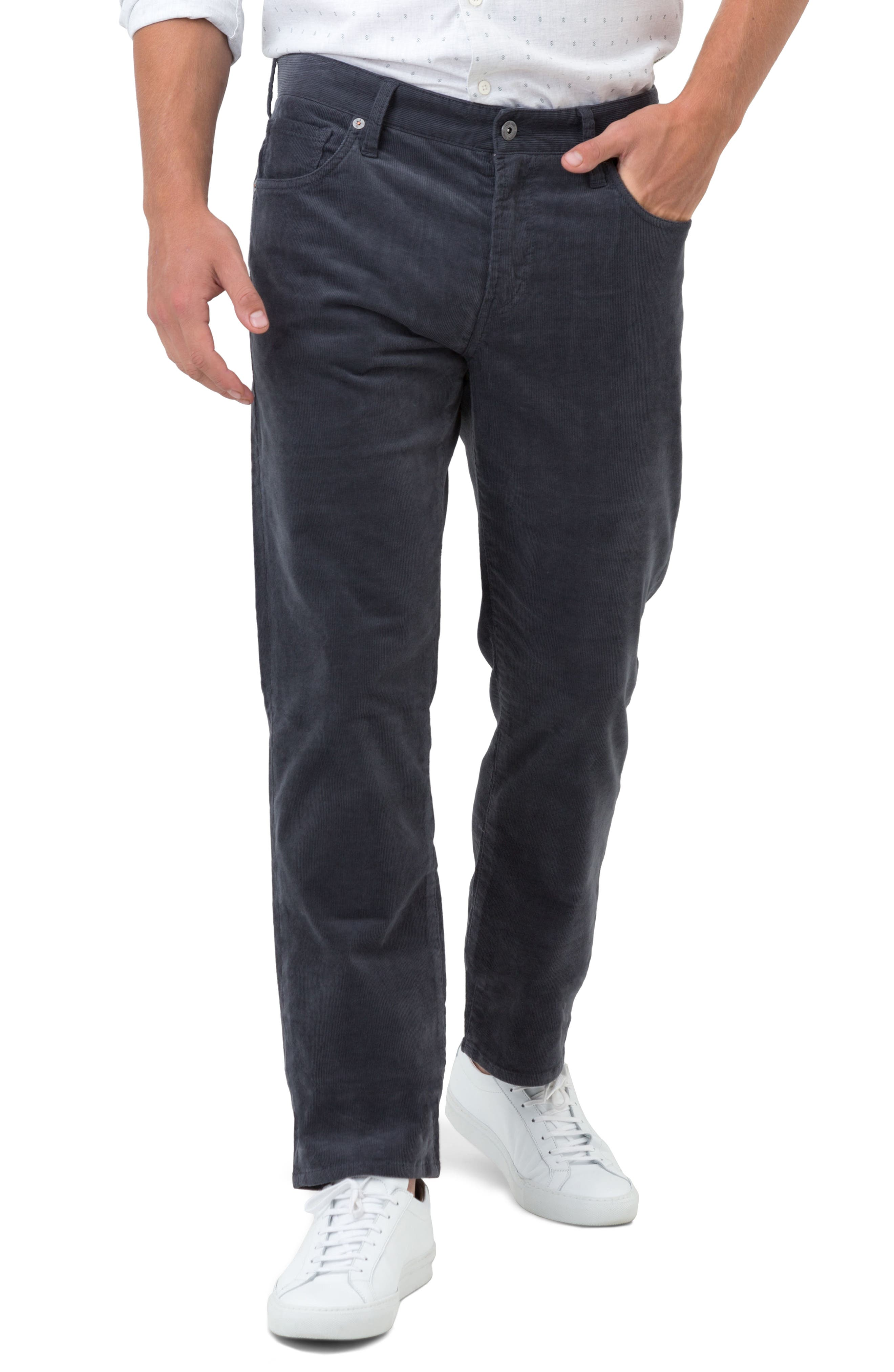 7 Diamonds Courtland Slim Fit Corduroy Pants