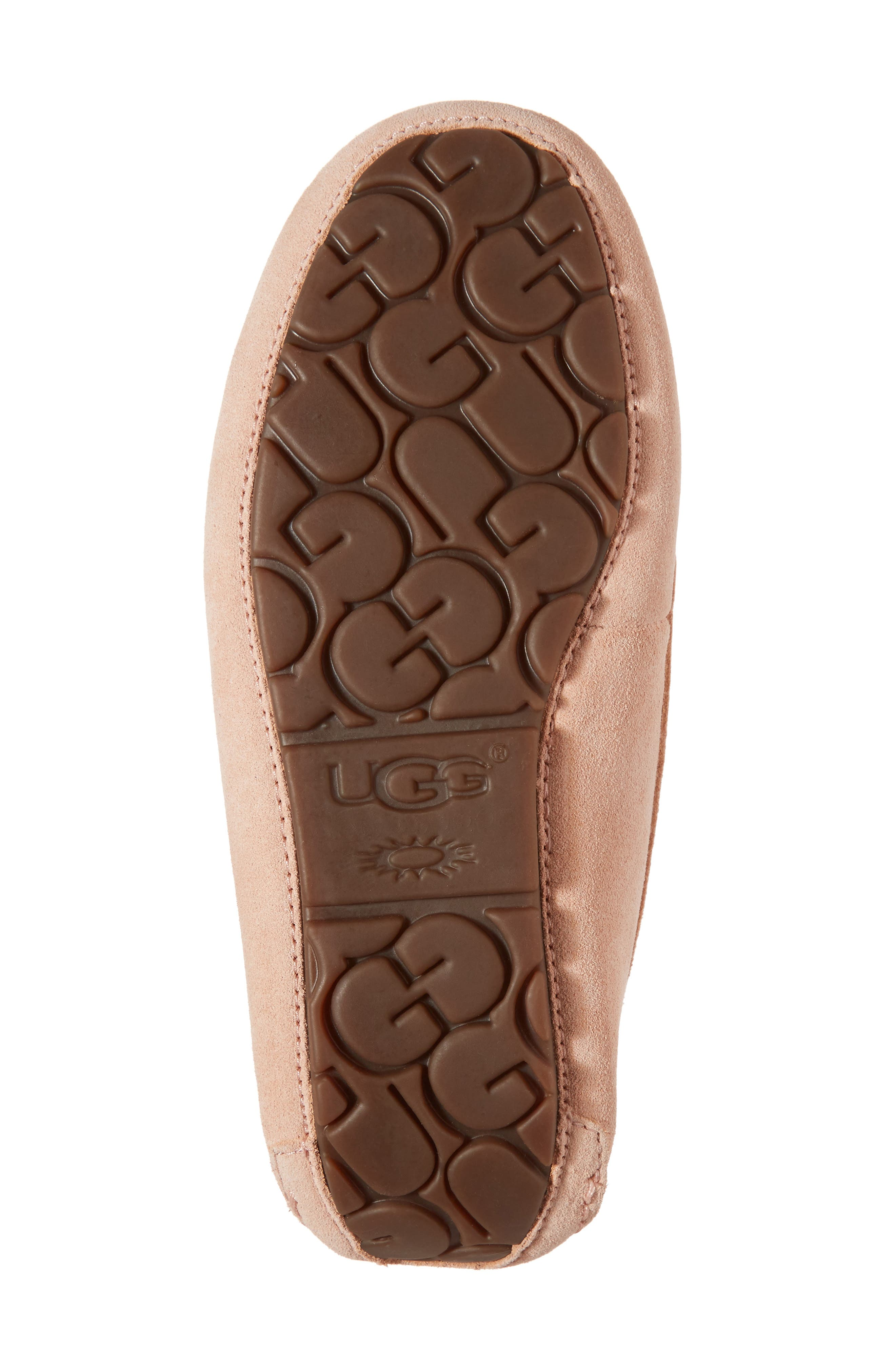 Alternate Image 6  - UGG® Ansley Petal Water Resistant Slipper (Women)