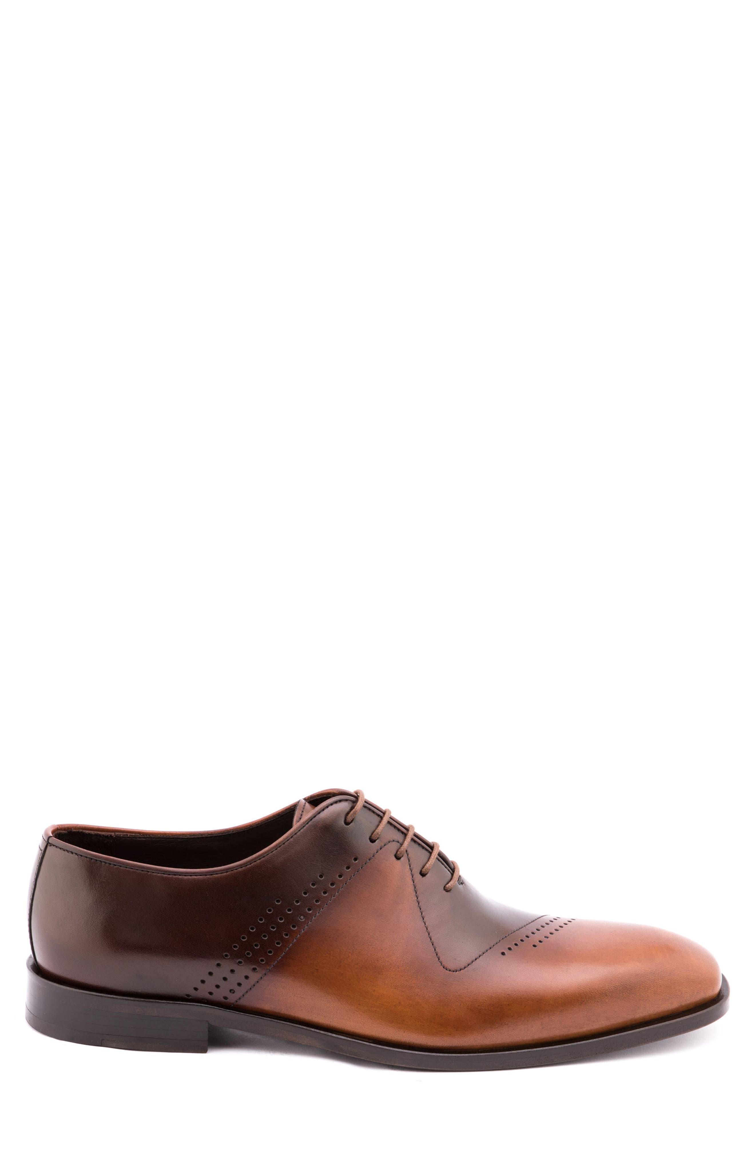 Alternate Image 3  - Jared Lang Buffer Plain Toe Oxford (Men)