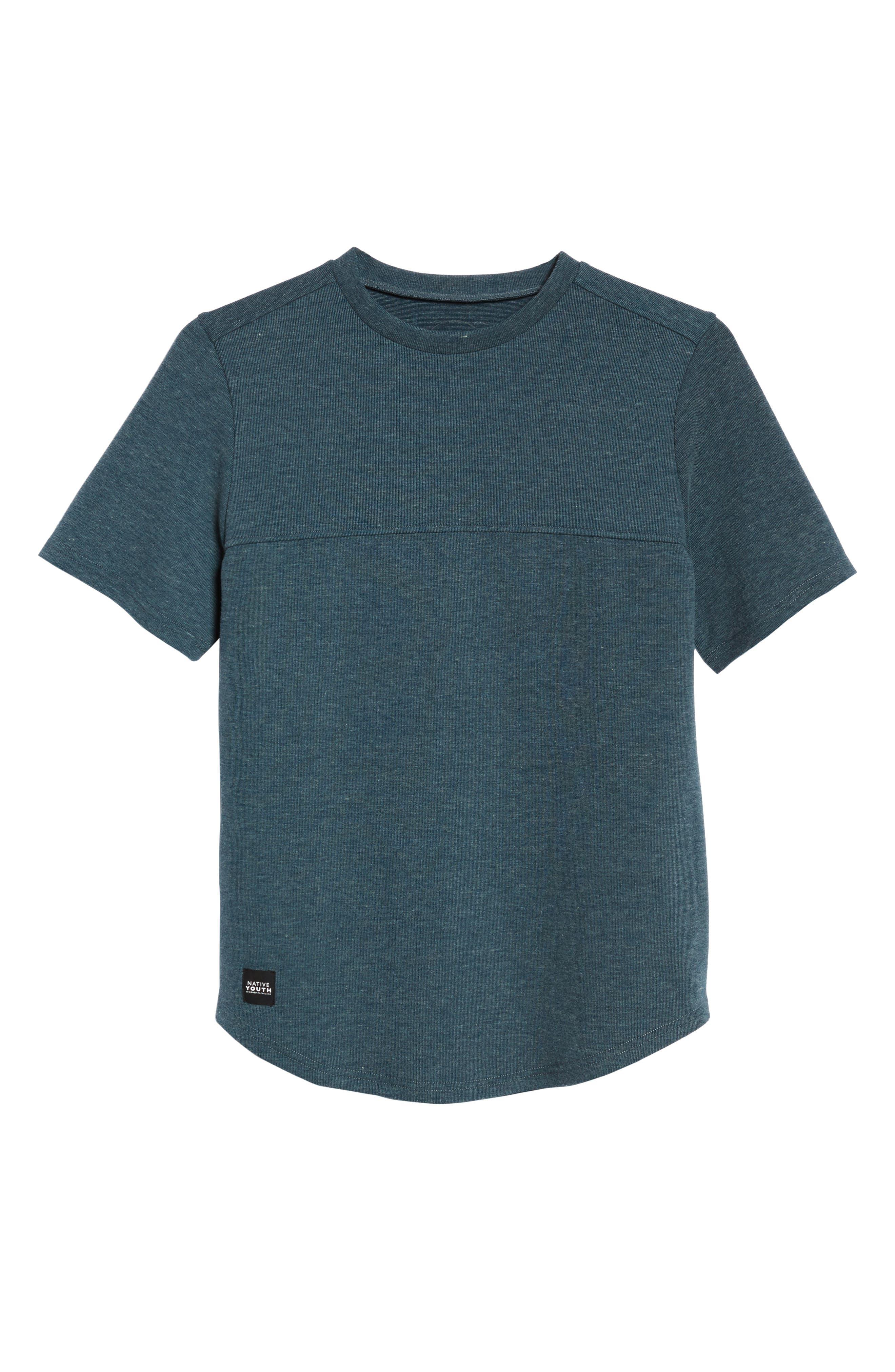 Onyx T-Shirt,                             Alternate thumbnail 6, color,                             Teal