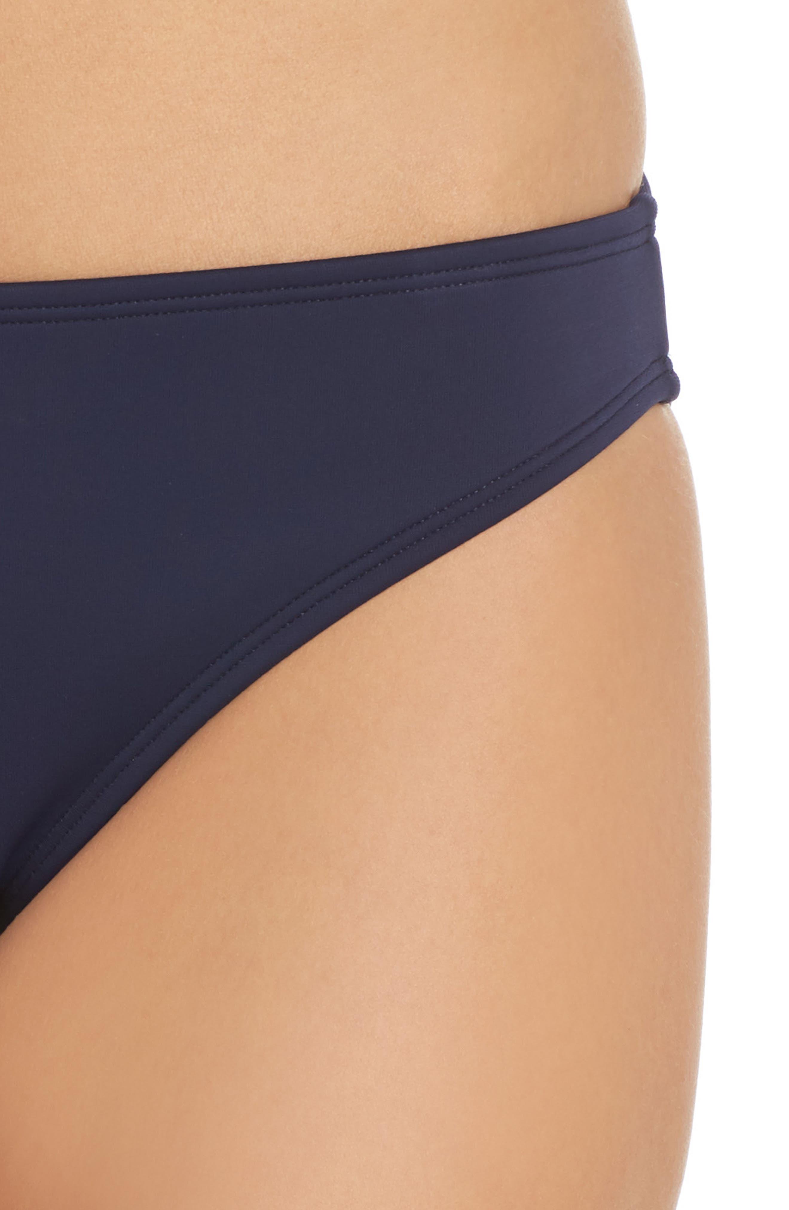Alternate Image 4  - Ted Baker London Scuba Classic Bikini Bottoms
