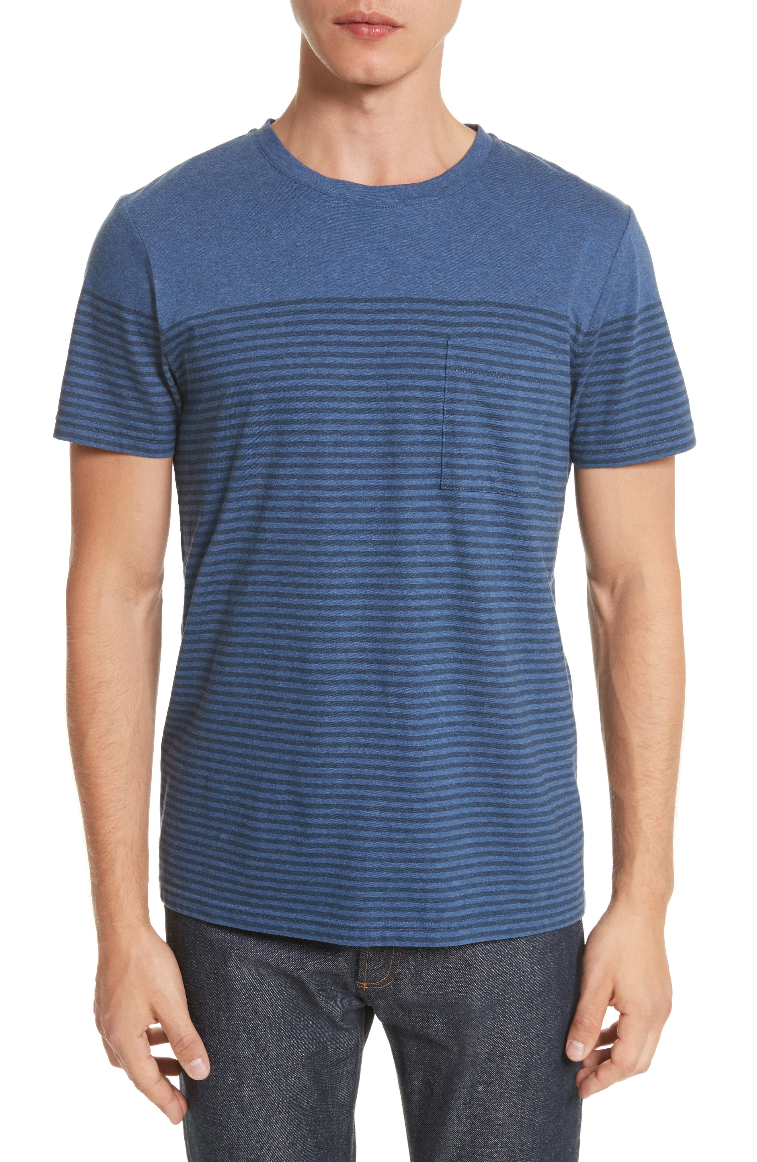Main Image - A.P.C. Keanu T-Shirt