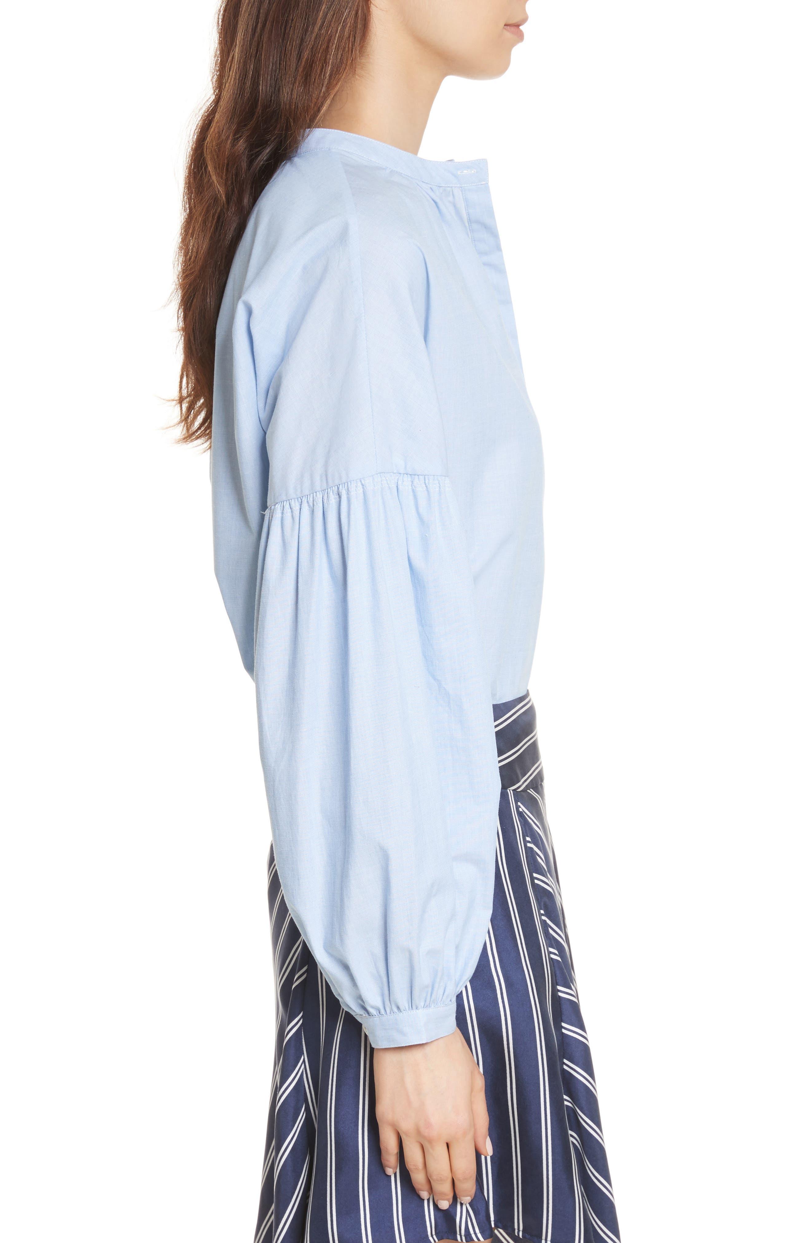Alternate Image 3  - Joie Azabeth Cotton Top
