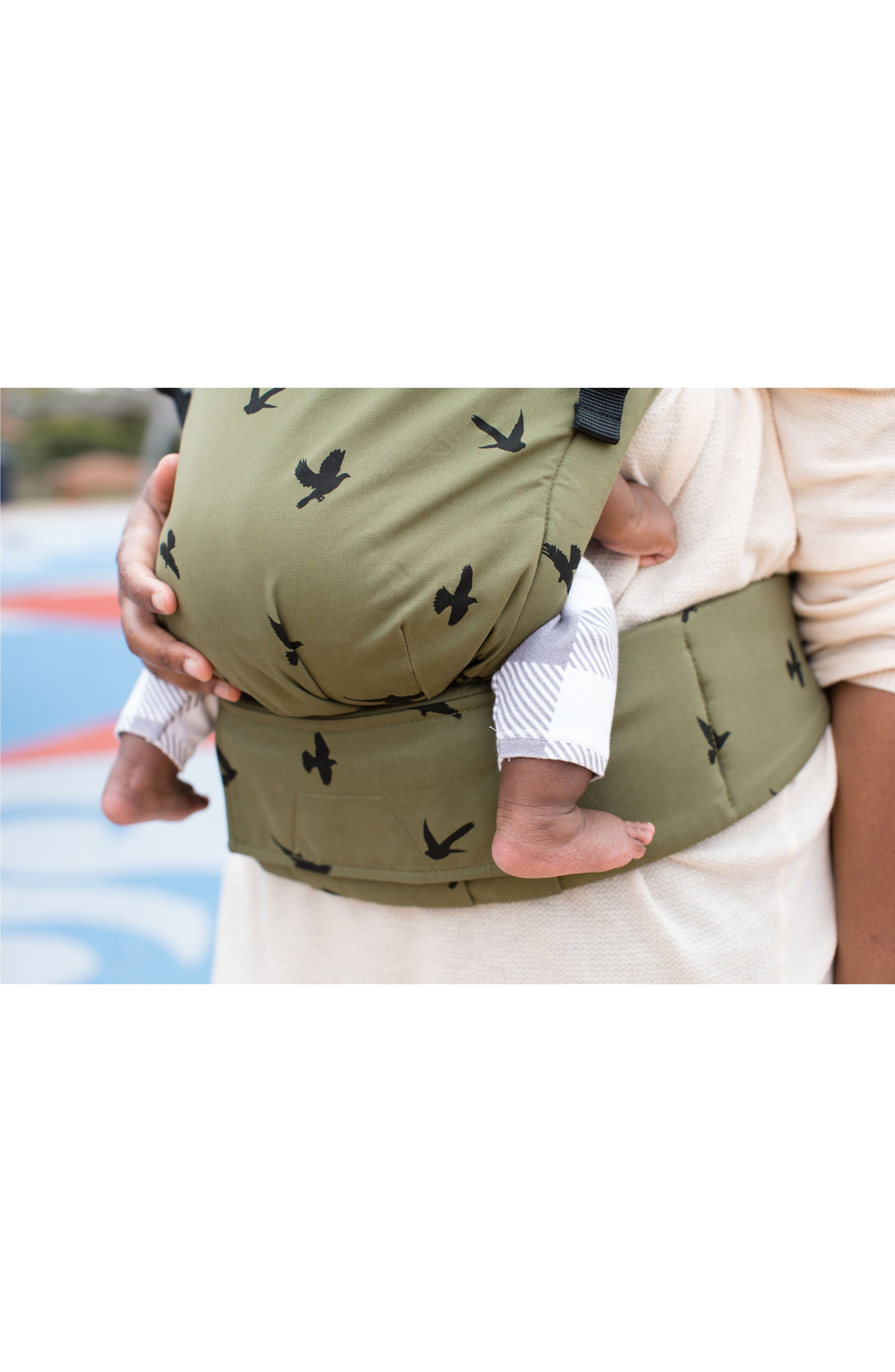Alternate Image 5  - Baby Tula Soar Free-to-Grow Baby Carrier