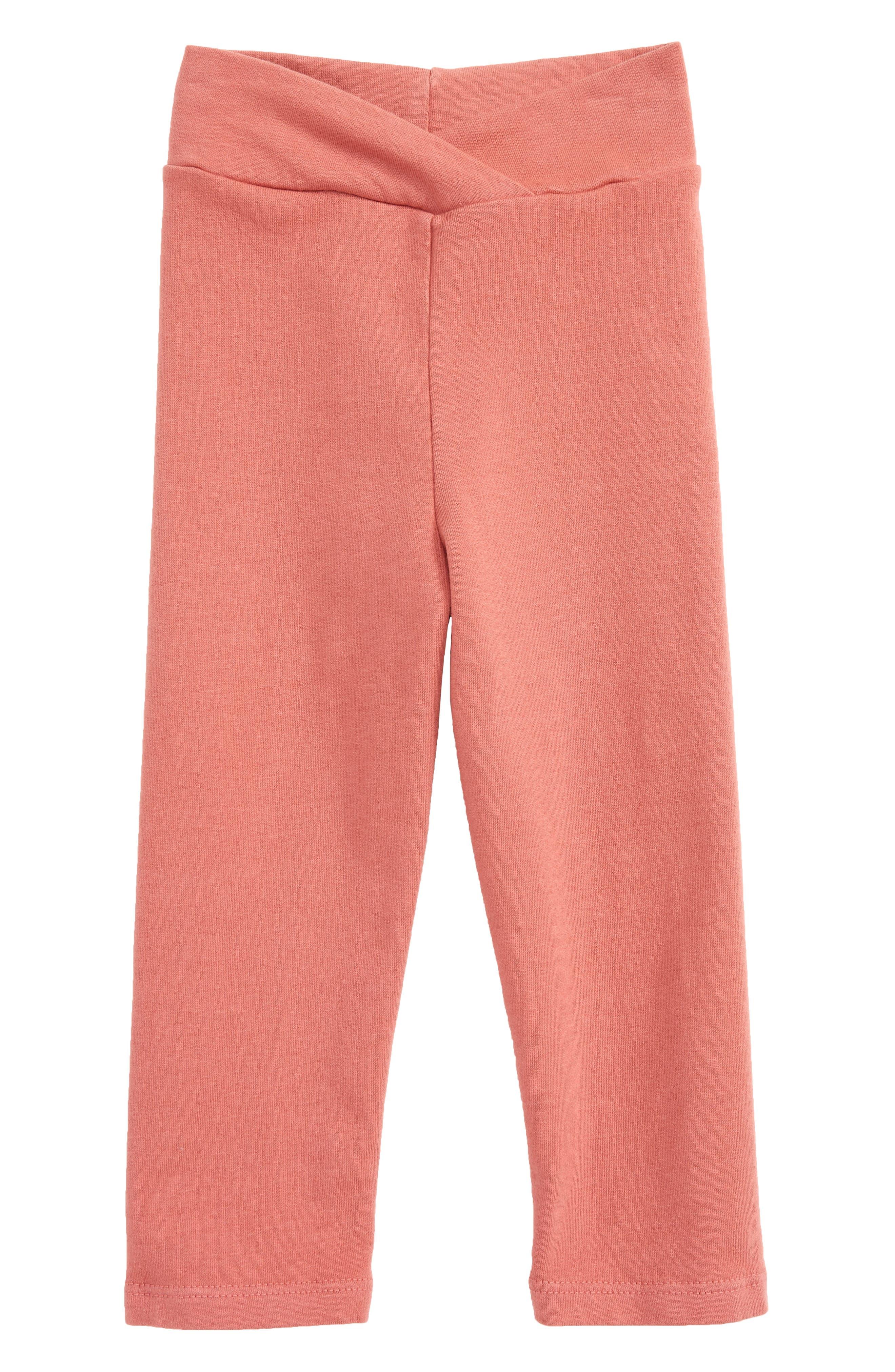 Leggings,                         Main,                         color, Rose