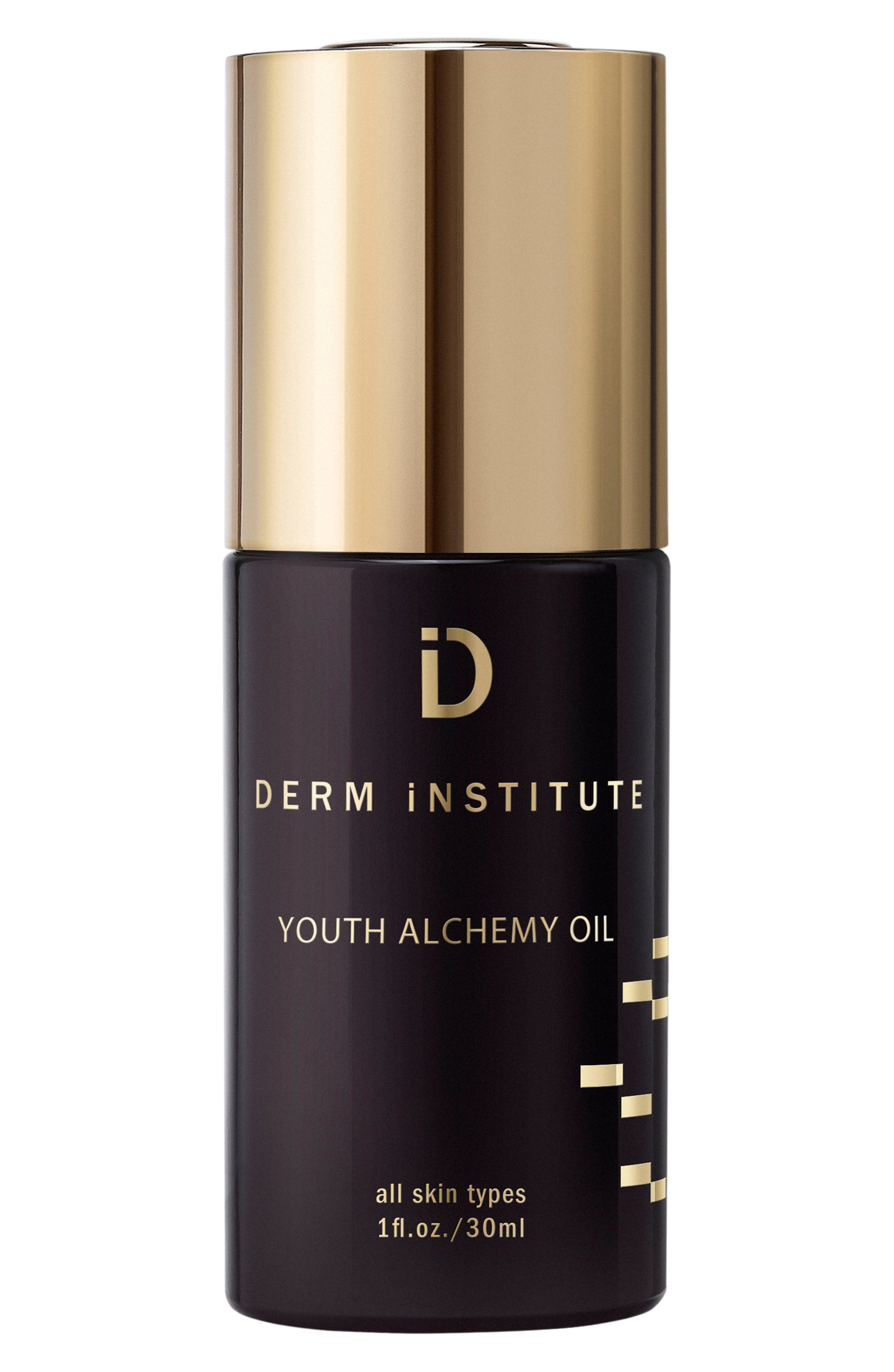 SPACE.NK.apothecary Derm Institute Youth Alchemy Oil,                             Main thumbnail 1, color,                             No Color