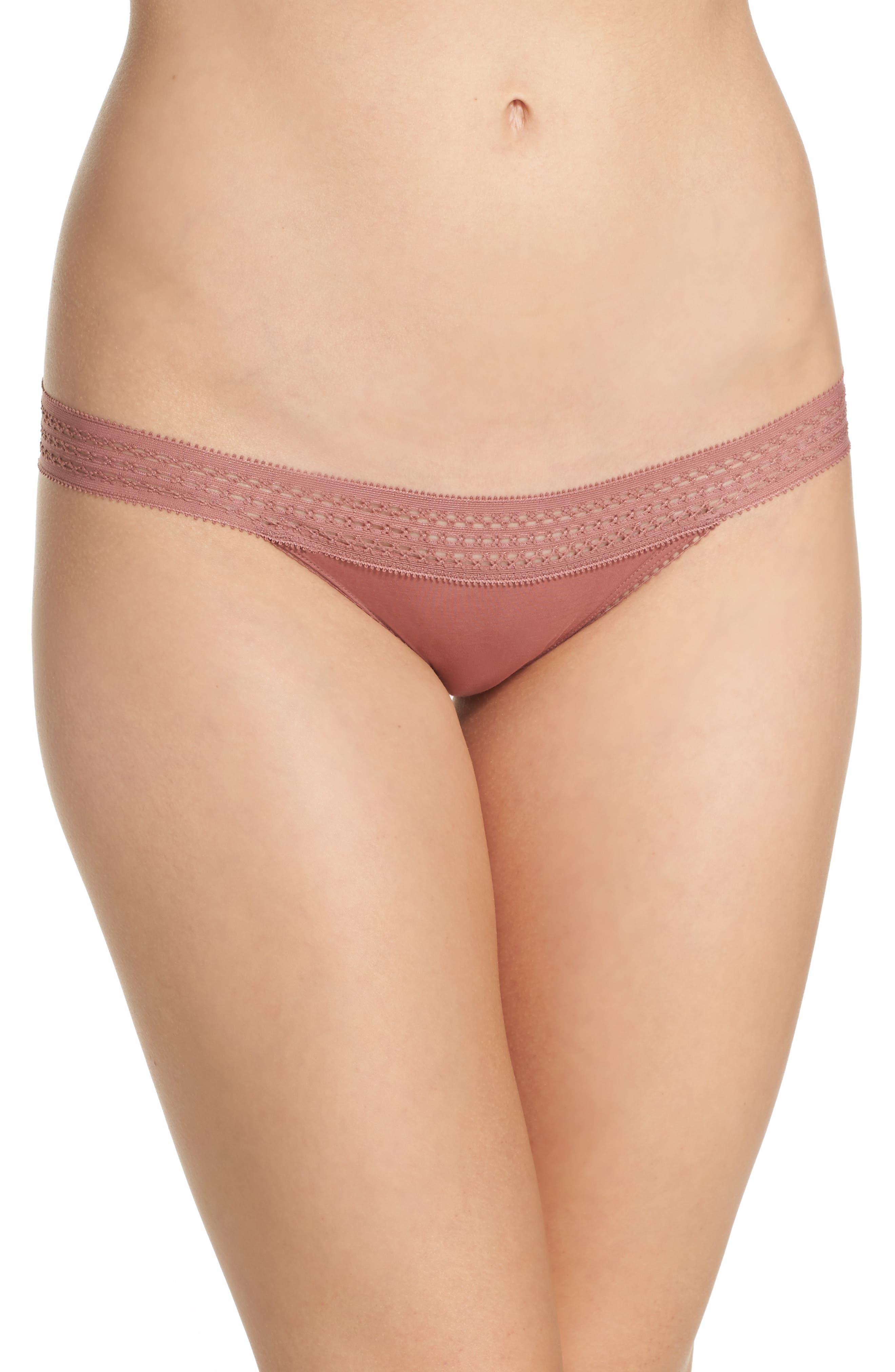 Alternate Image 1 Selected - DKNY Bikini (3 for $33)