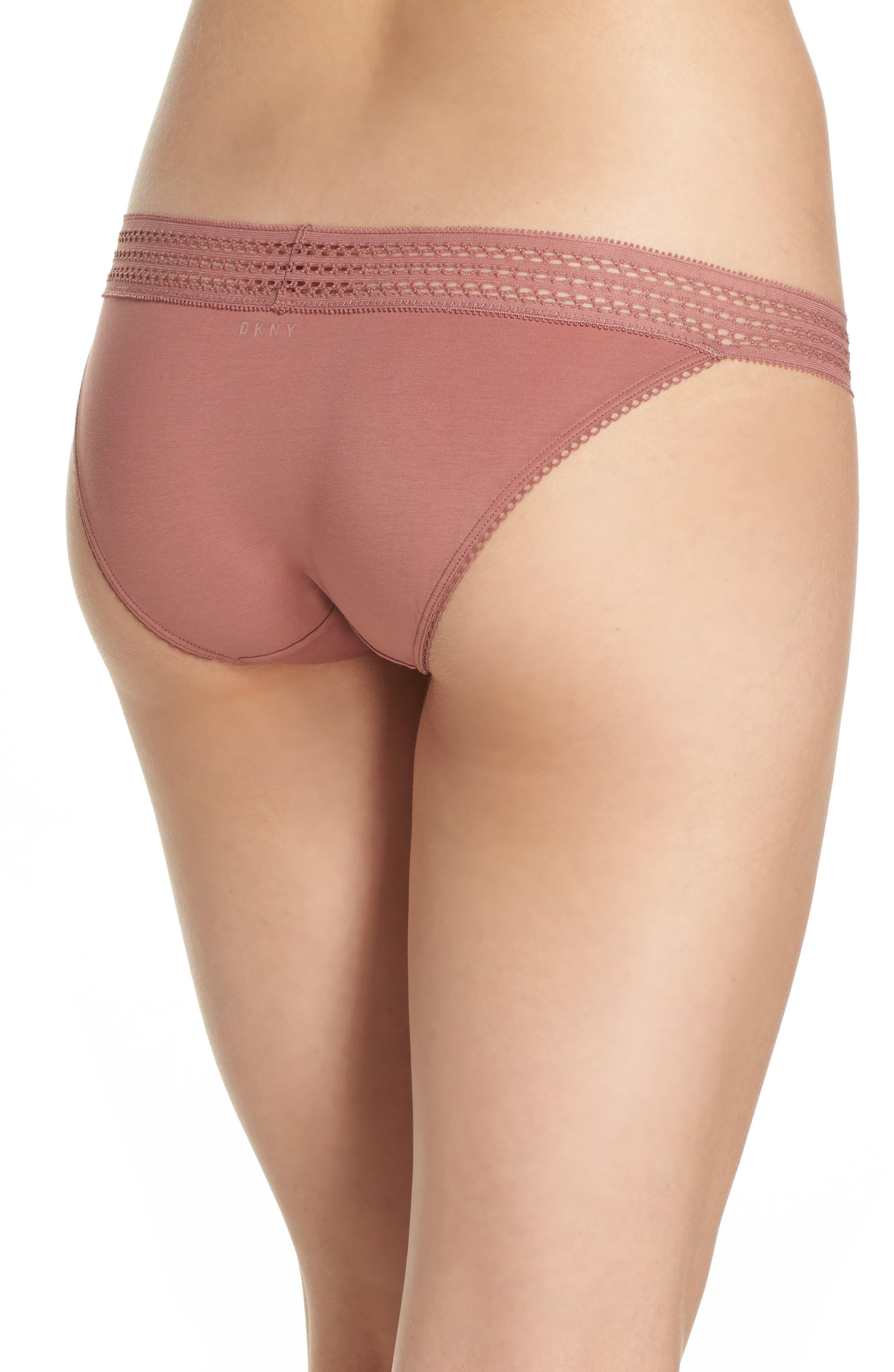 Alternate Image 2  - DKNY Bikini (3 for $33)