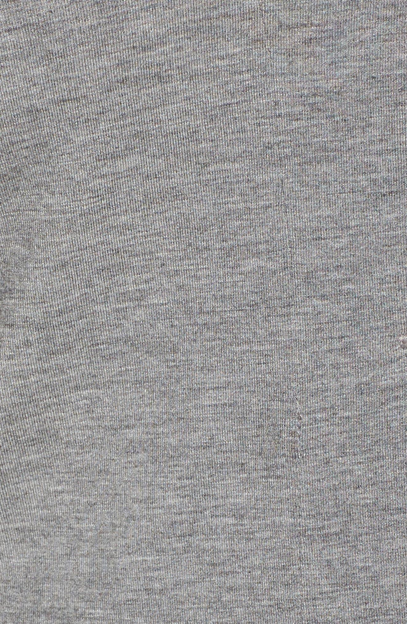Alternate Image 5  - PJ Salvage Stretch Modal Pajamas & Eye Mask (Plus Size)