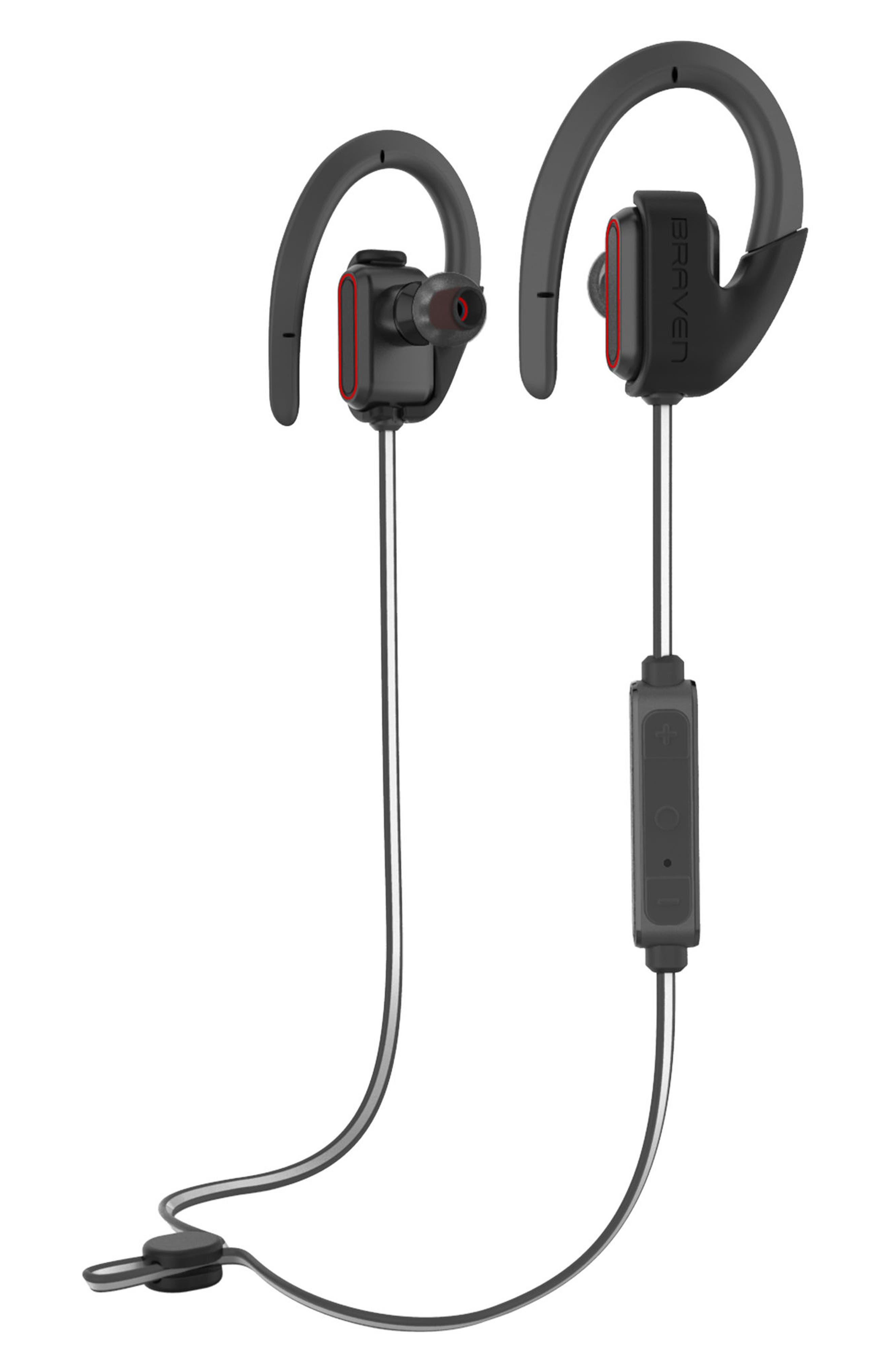 BRAVEN Flye Sport Reflect Bluetooth In-Ear Headphones & Power Bank