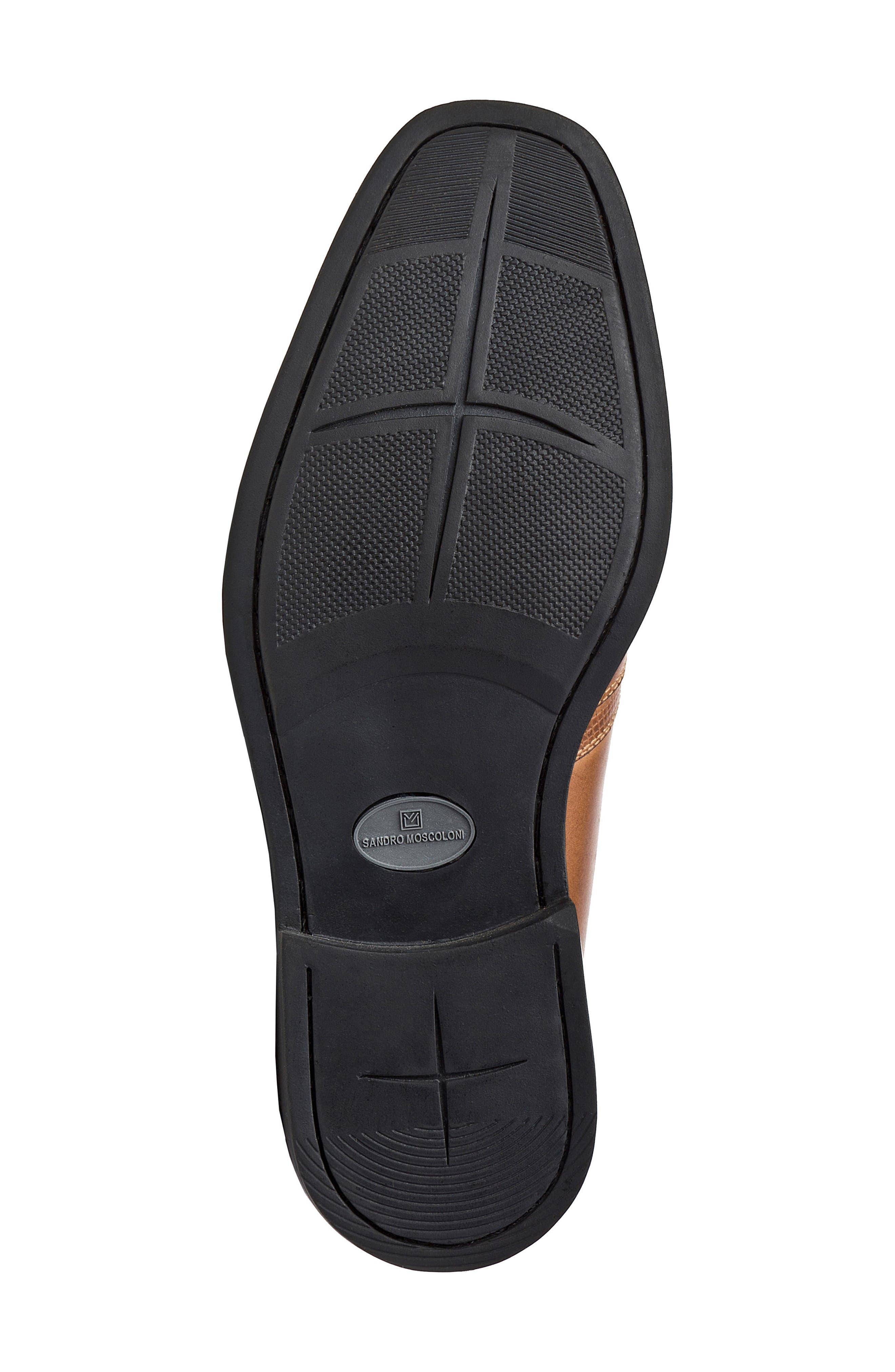 Sebastian Venetian Loafer,                             Alternate thumbnail 6, color,                             Tan Leather