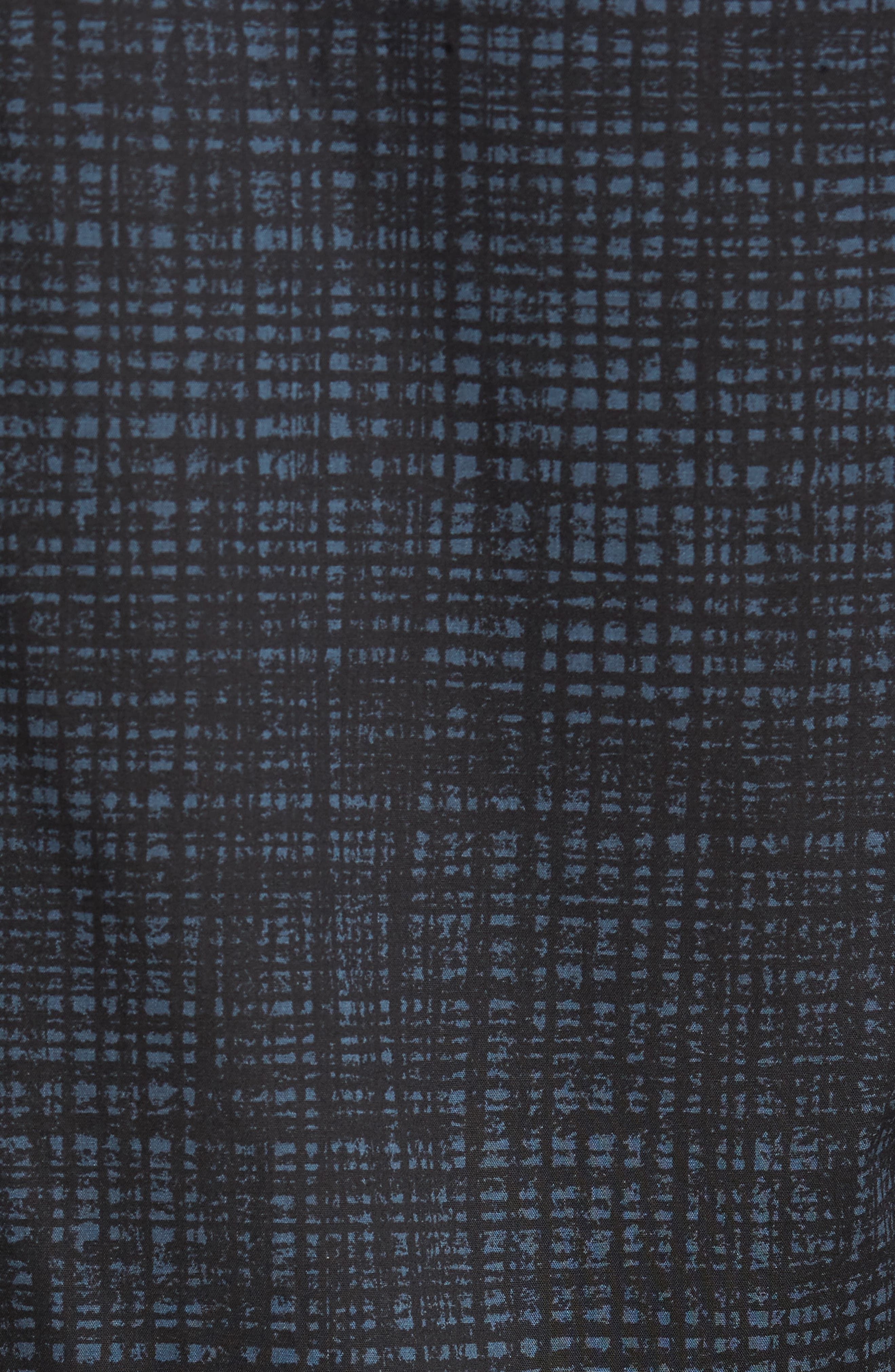 Pattern Shirt,                             Alternate thumbnail 5, color,                             Pacific Blue