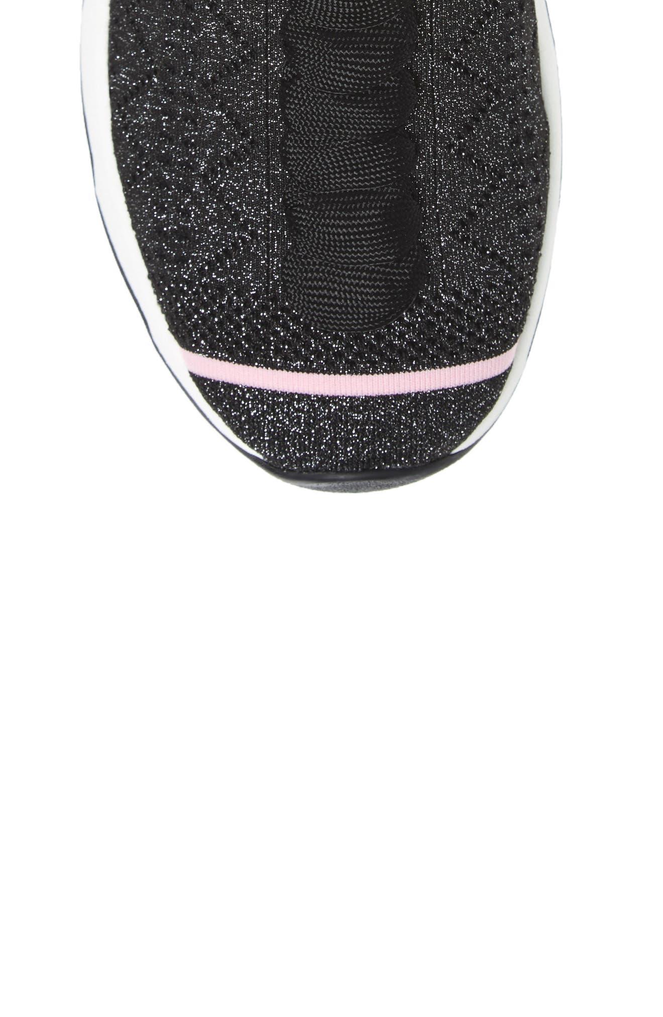 Alternate Image 4  - Fendi Rockoko High Top Sock Sneaker (Women)