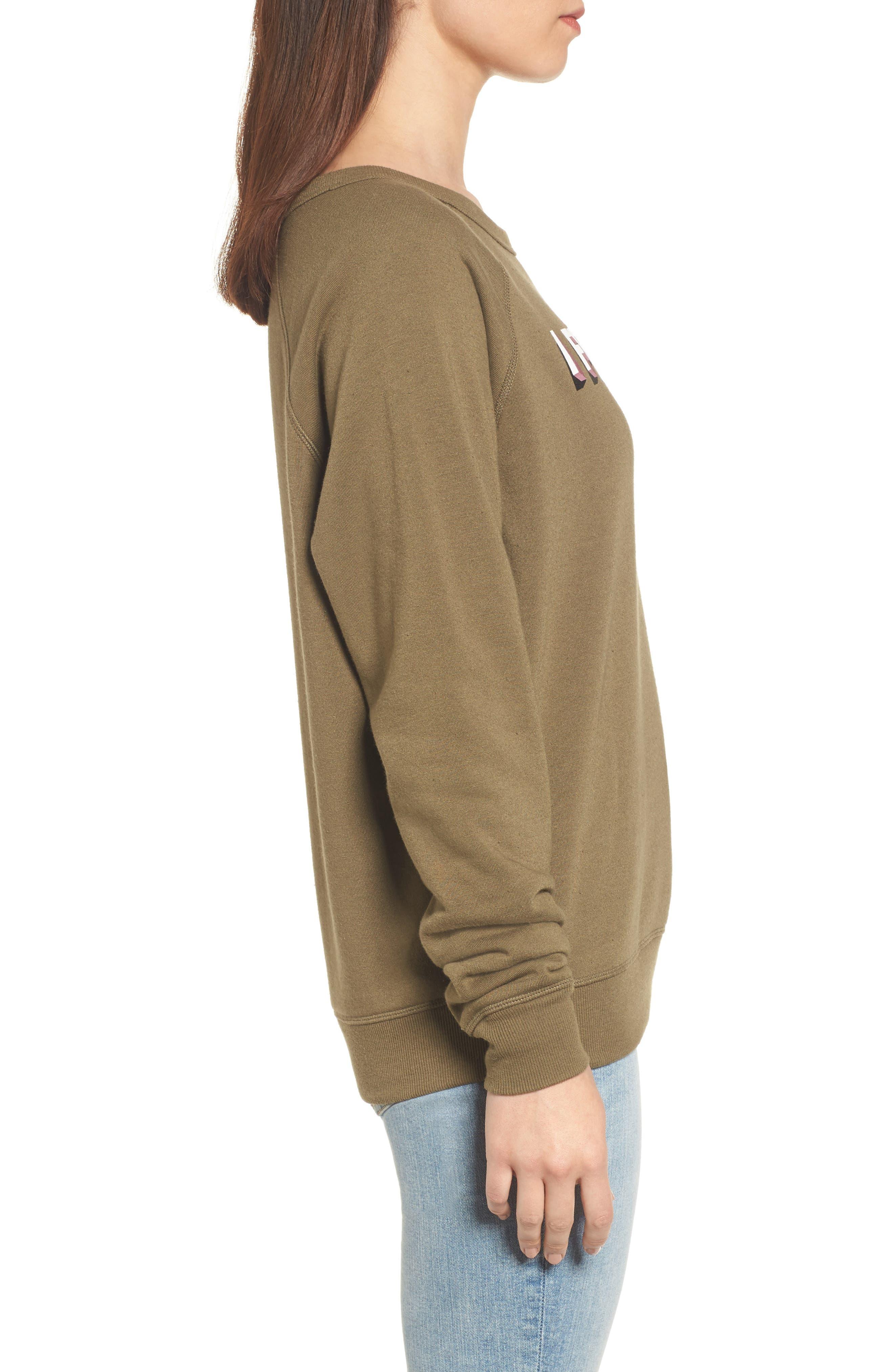 Alternate Image 3  - Rebecca Minkoff Graham Embellished Sweatshirt