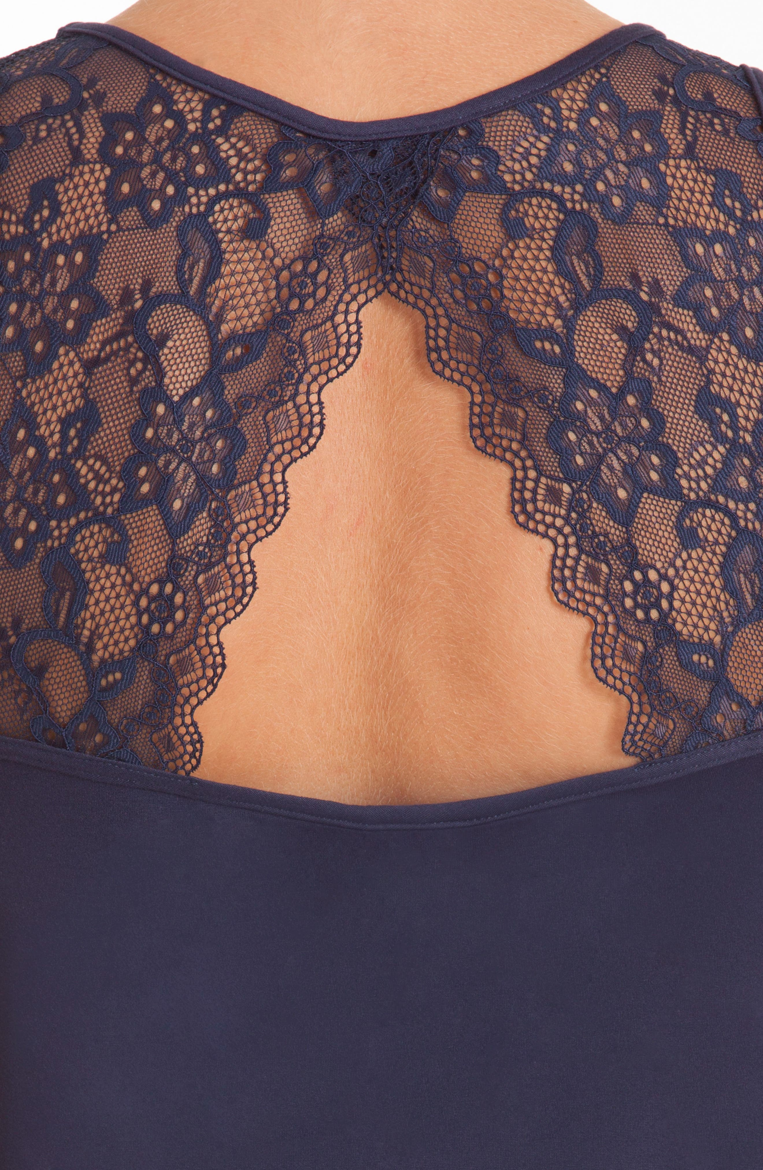 Alternate Image 5  - In Bloom by Jonquil Sahara Camisole