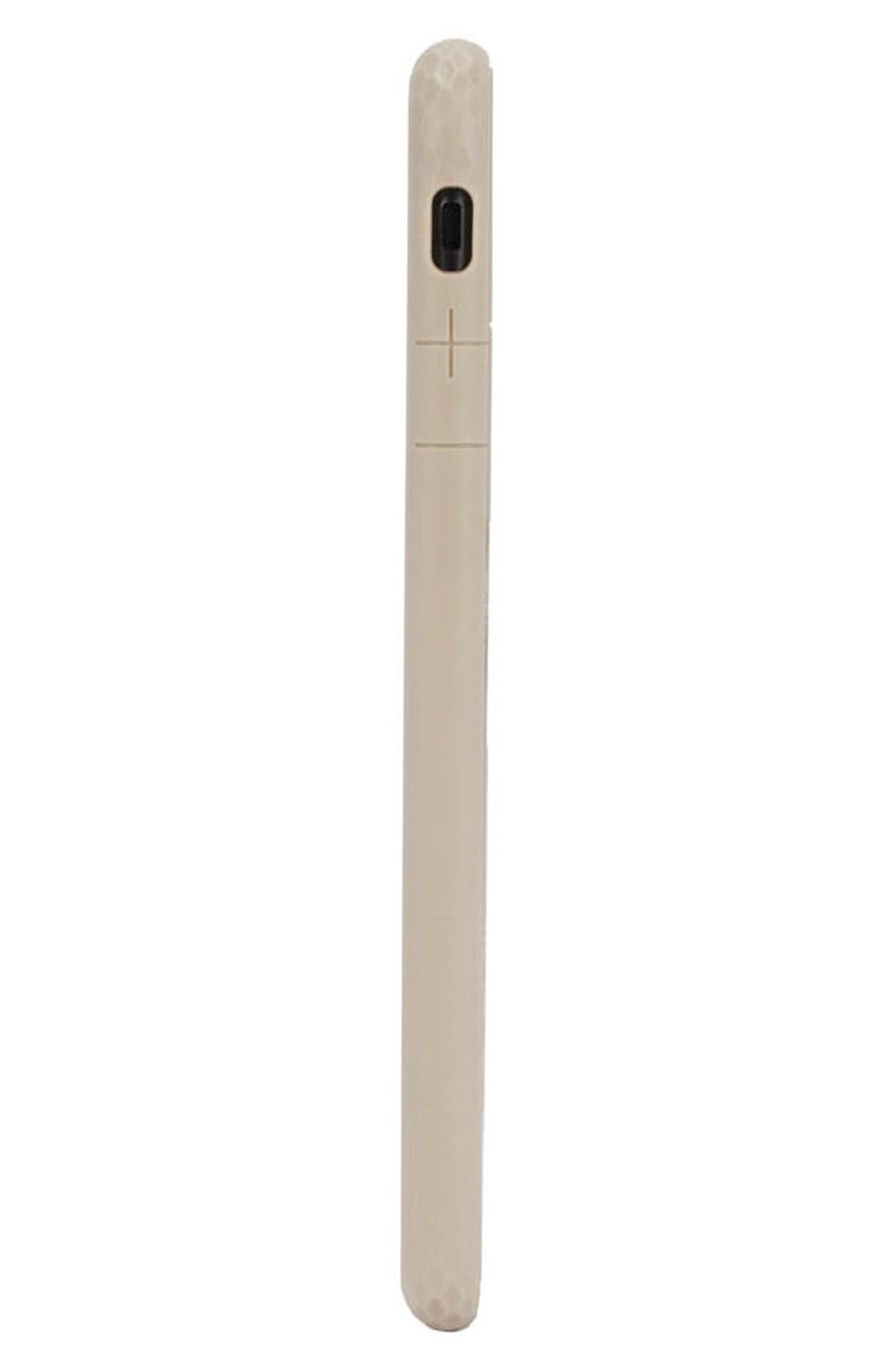 Frame iPhone 7 Plus/8 Plus Case,                             Alternate thumbnail 4, color,                             Gold