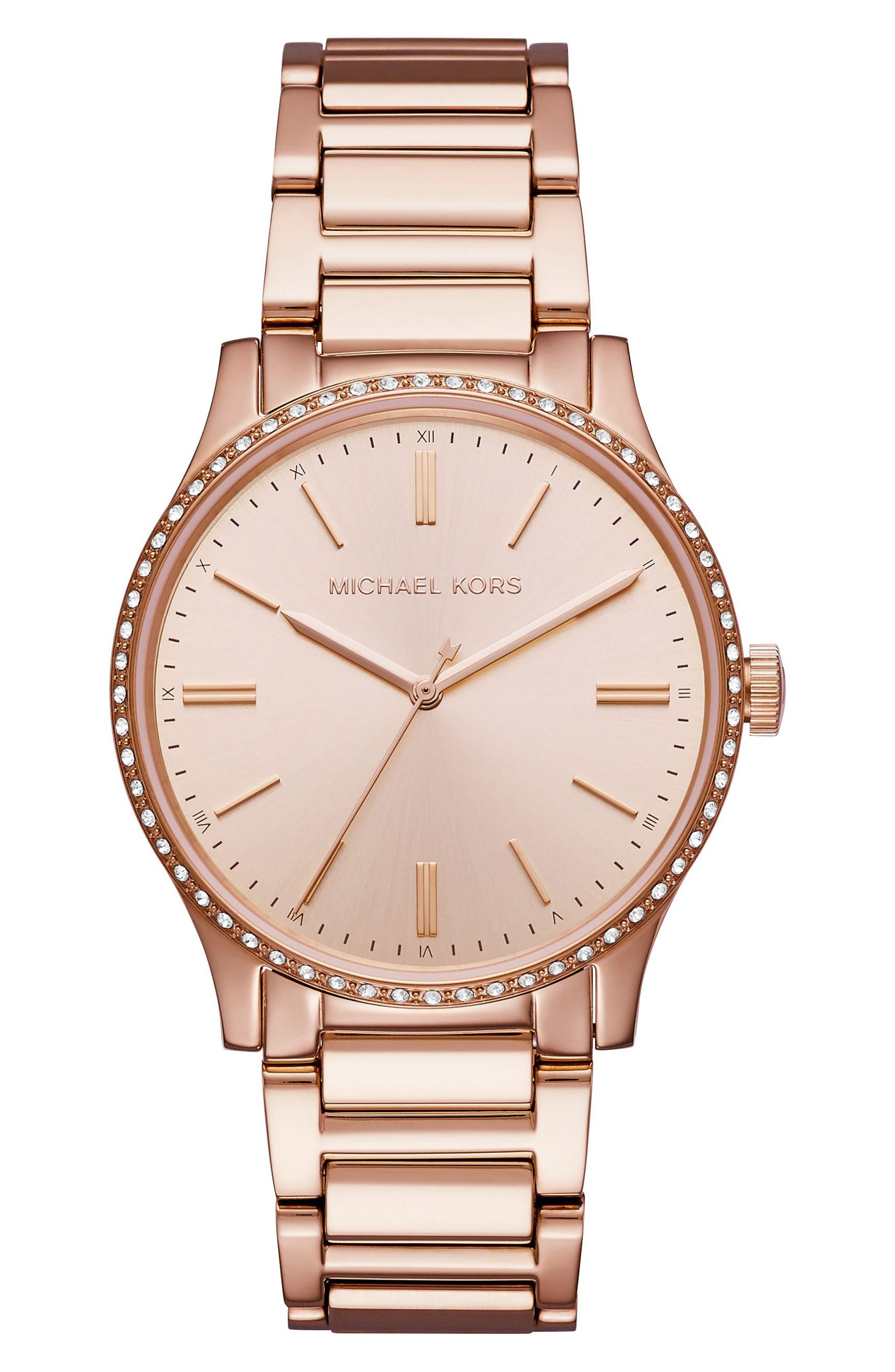 Michael Kors Bailey Bracelet Watch, 38mm