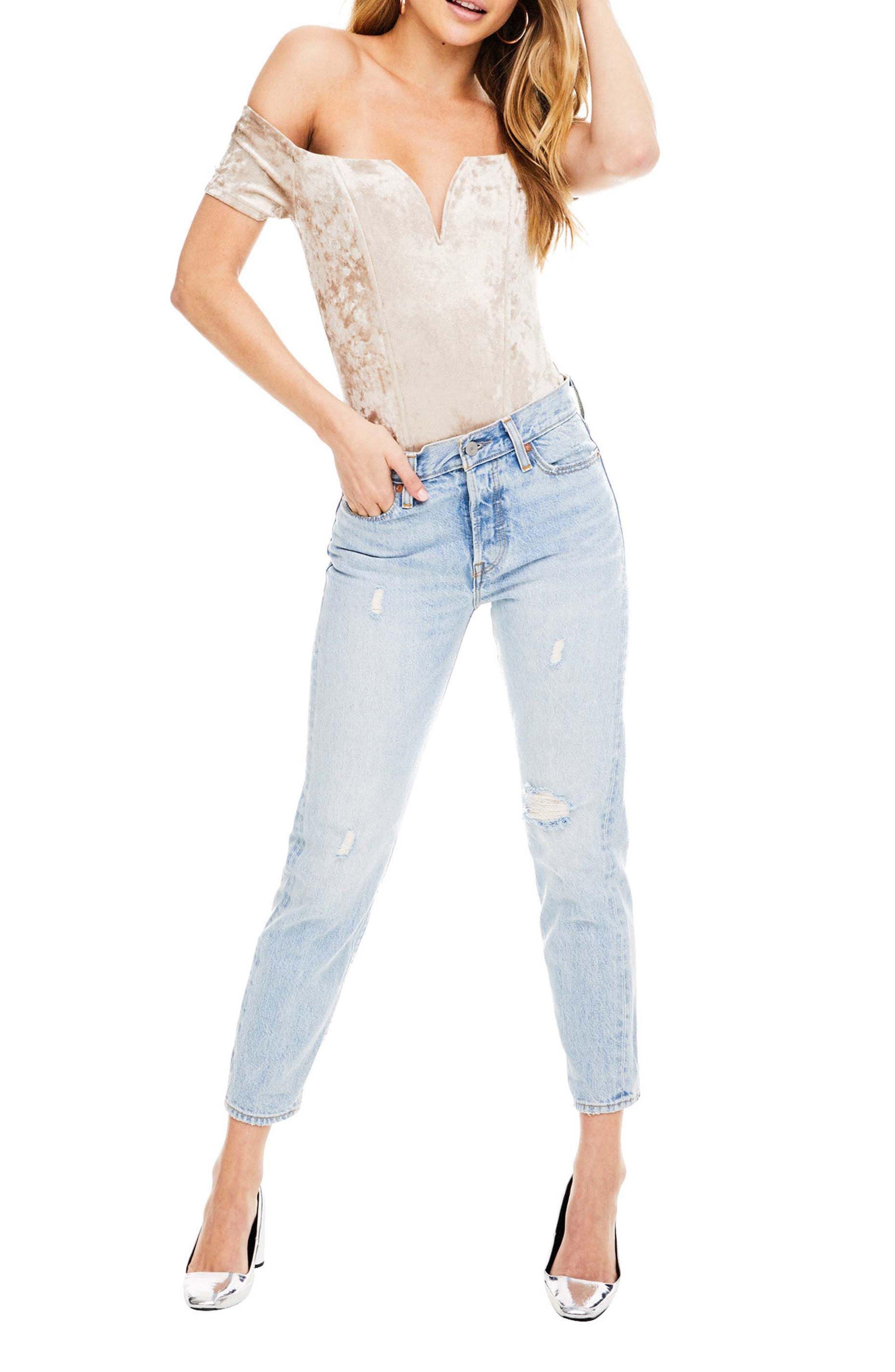 ASTR the Label Ella Bodysuit