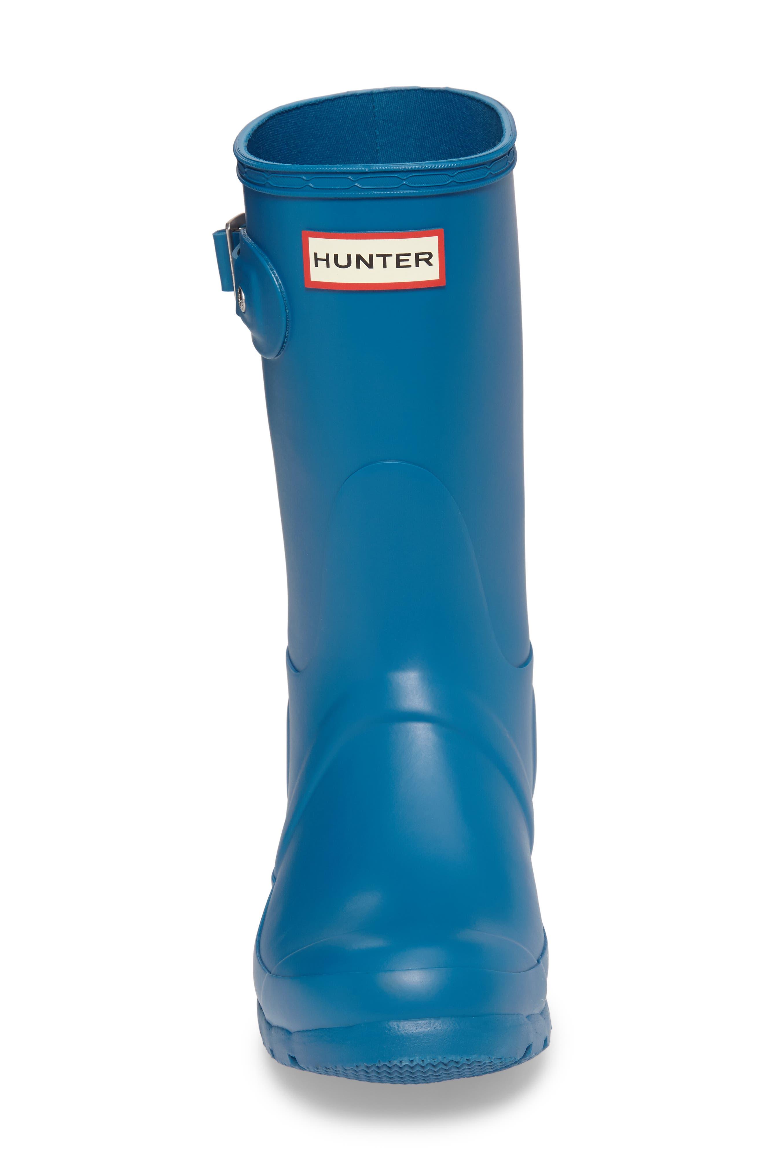 Alternate Image 5  - Hunter 'Original Short' Rain Boot (Women)