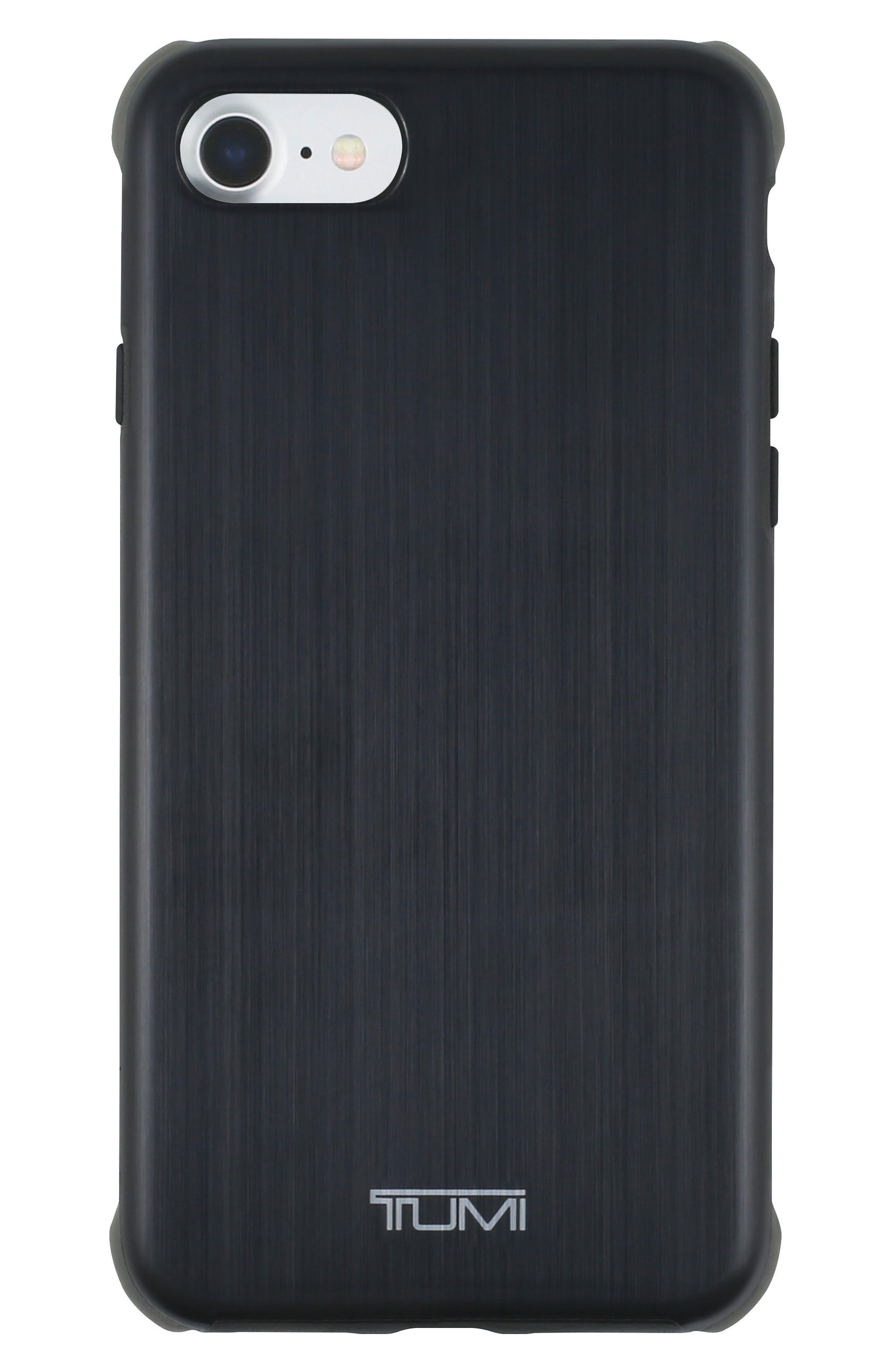 iPhone 8 Case,                         Main,                         color, Matte Black/ Grey