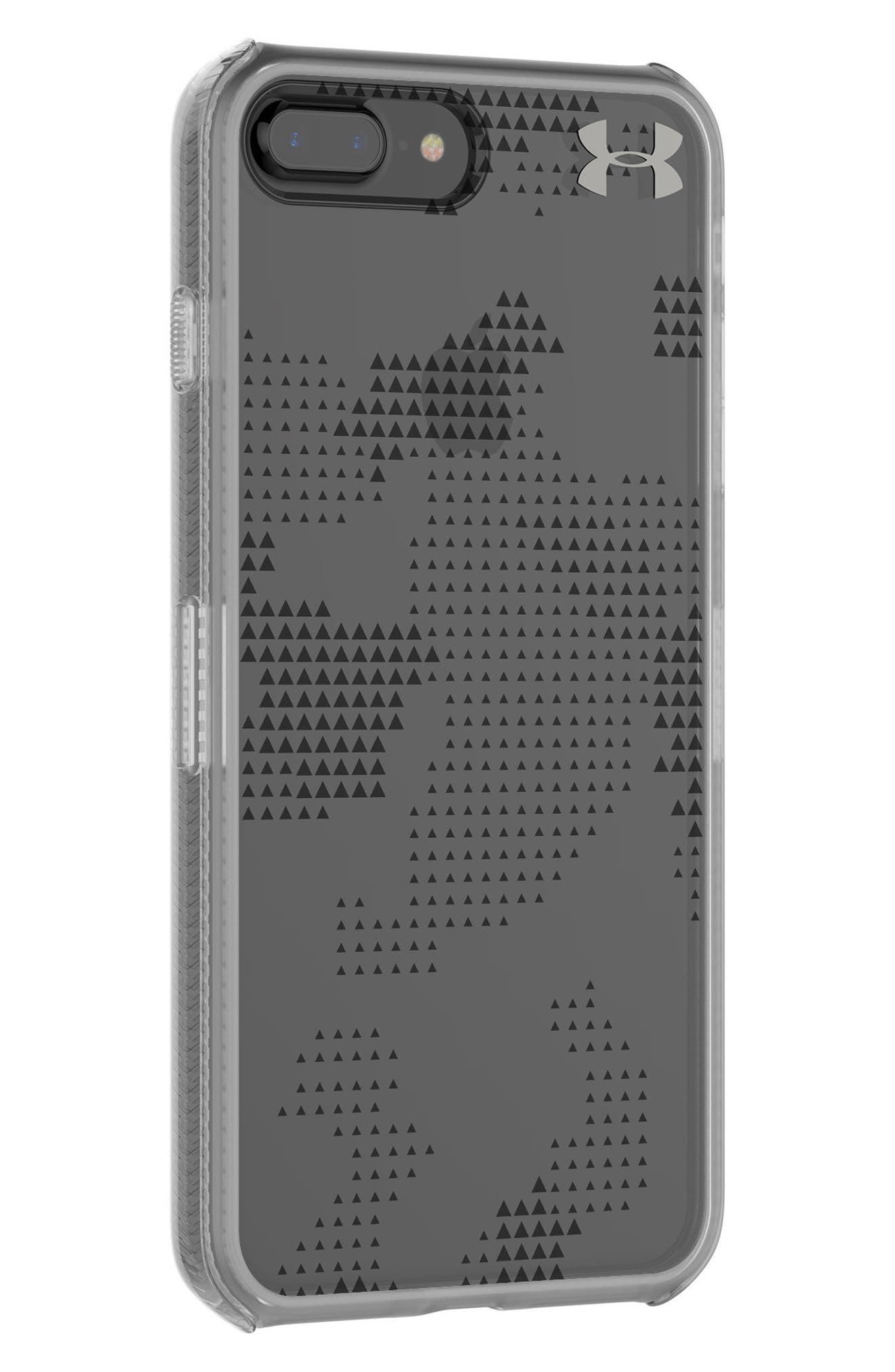 Protect Verge iPhone 7/8 Plus Case,                             Alternate thumbnail 2, color,                             Graphite/ Elemental